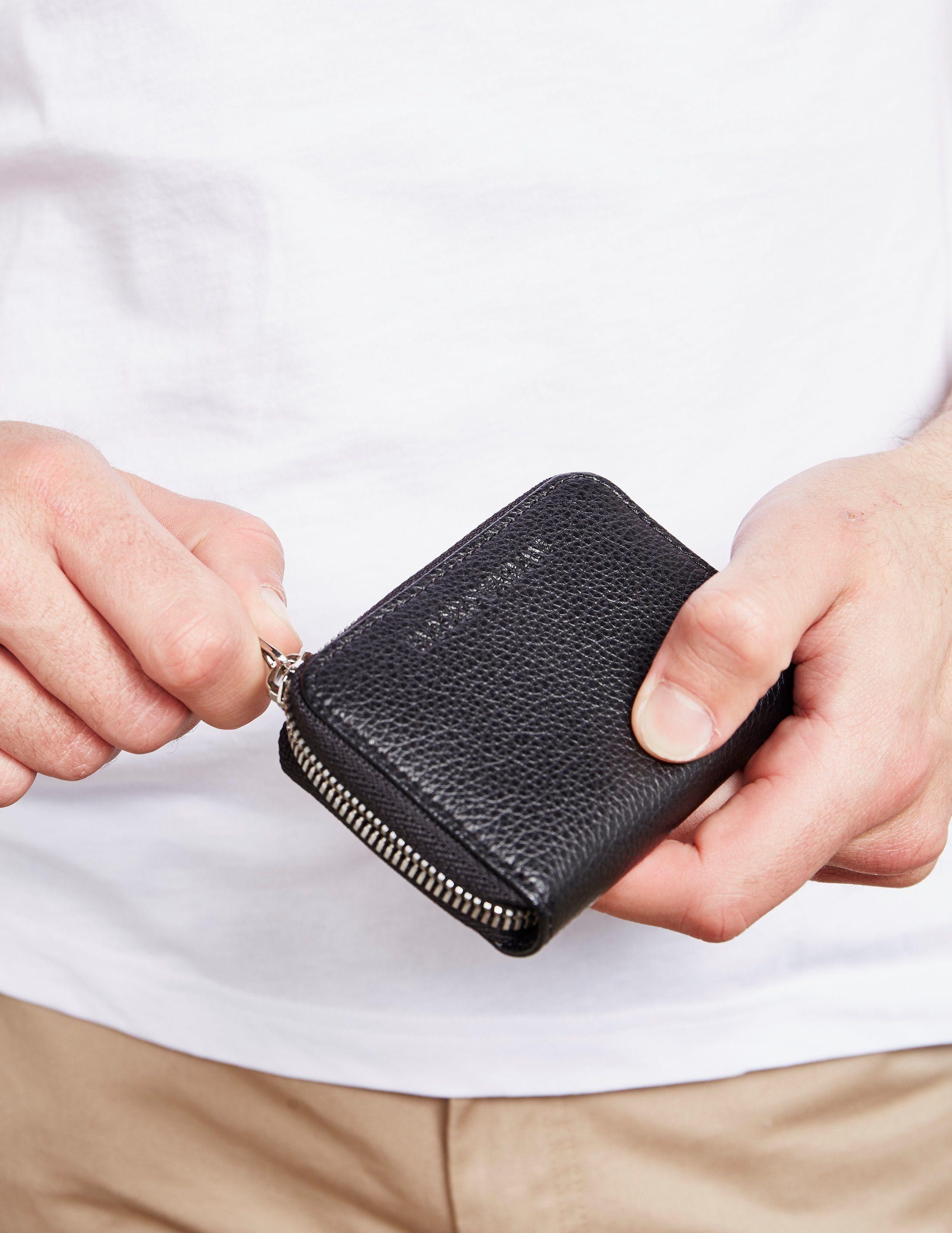Emporio Armani Zip Wallet