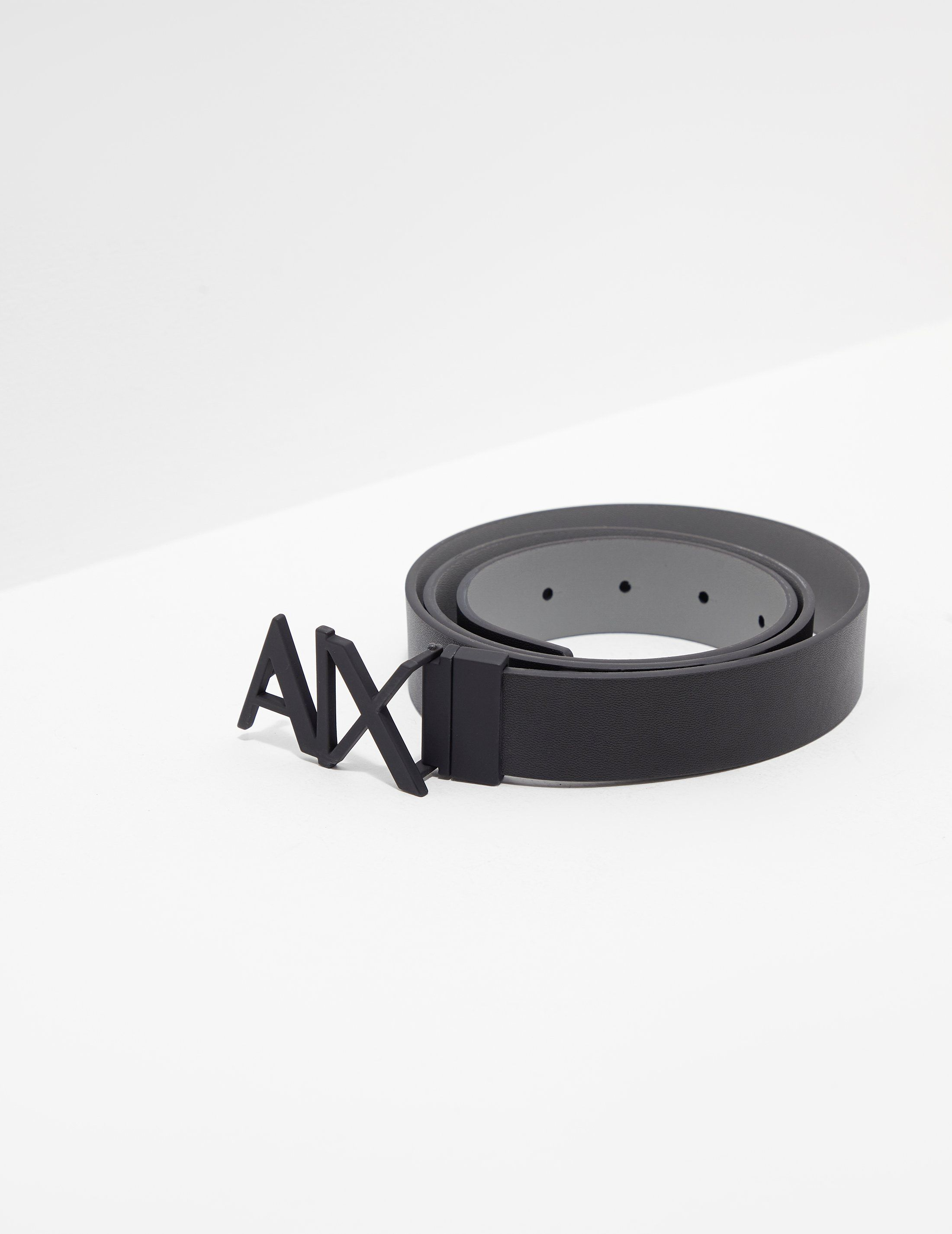 Armani Exchange Cut Out Belt