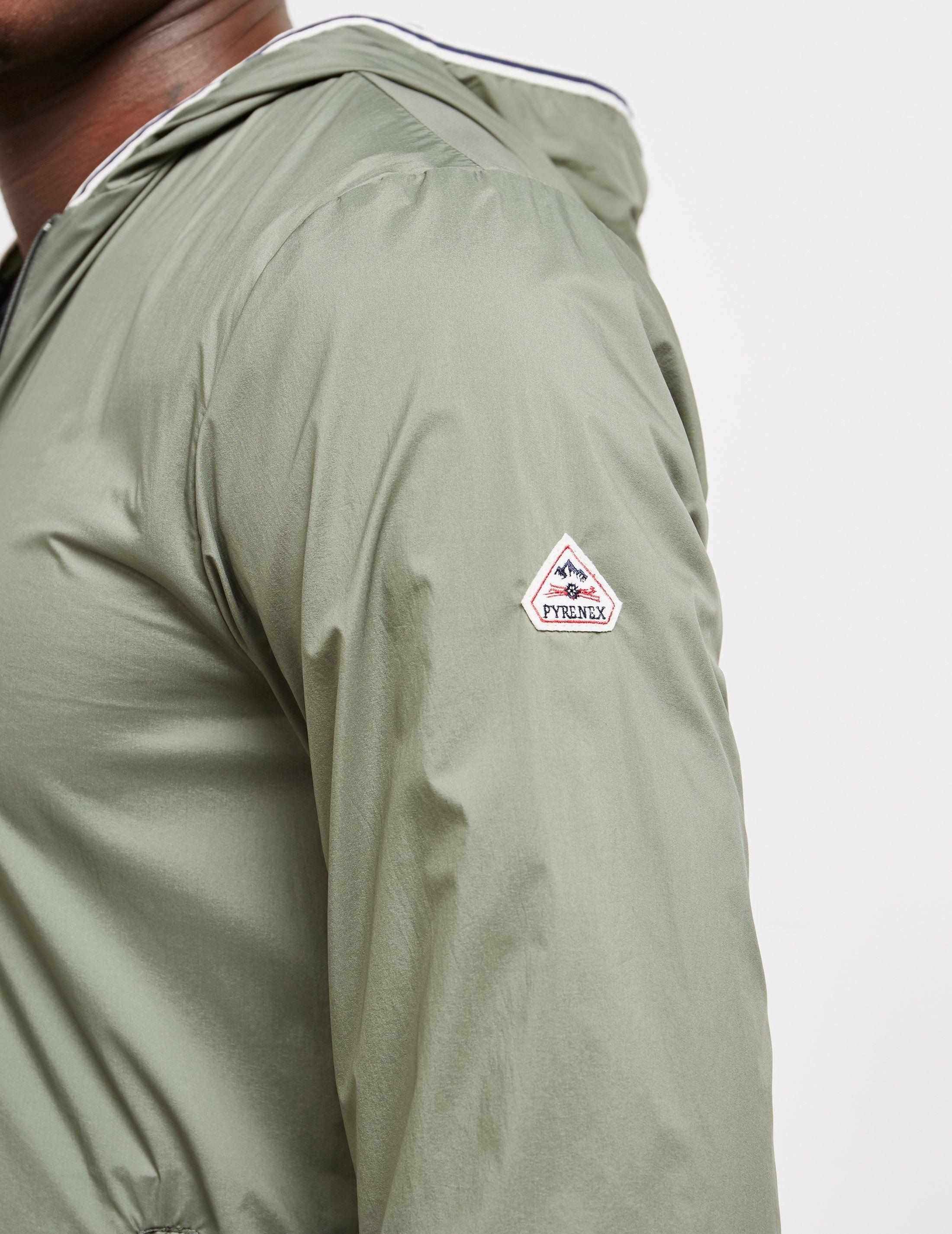 Pyrenex Hendrick Hooded Lightweight Jacket