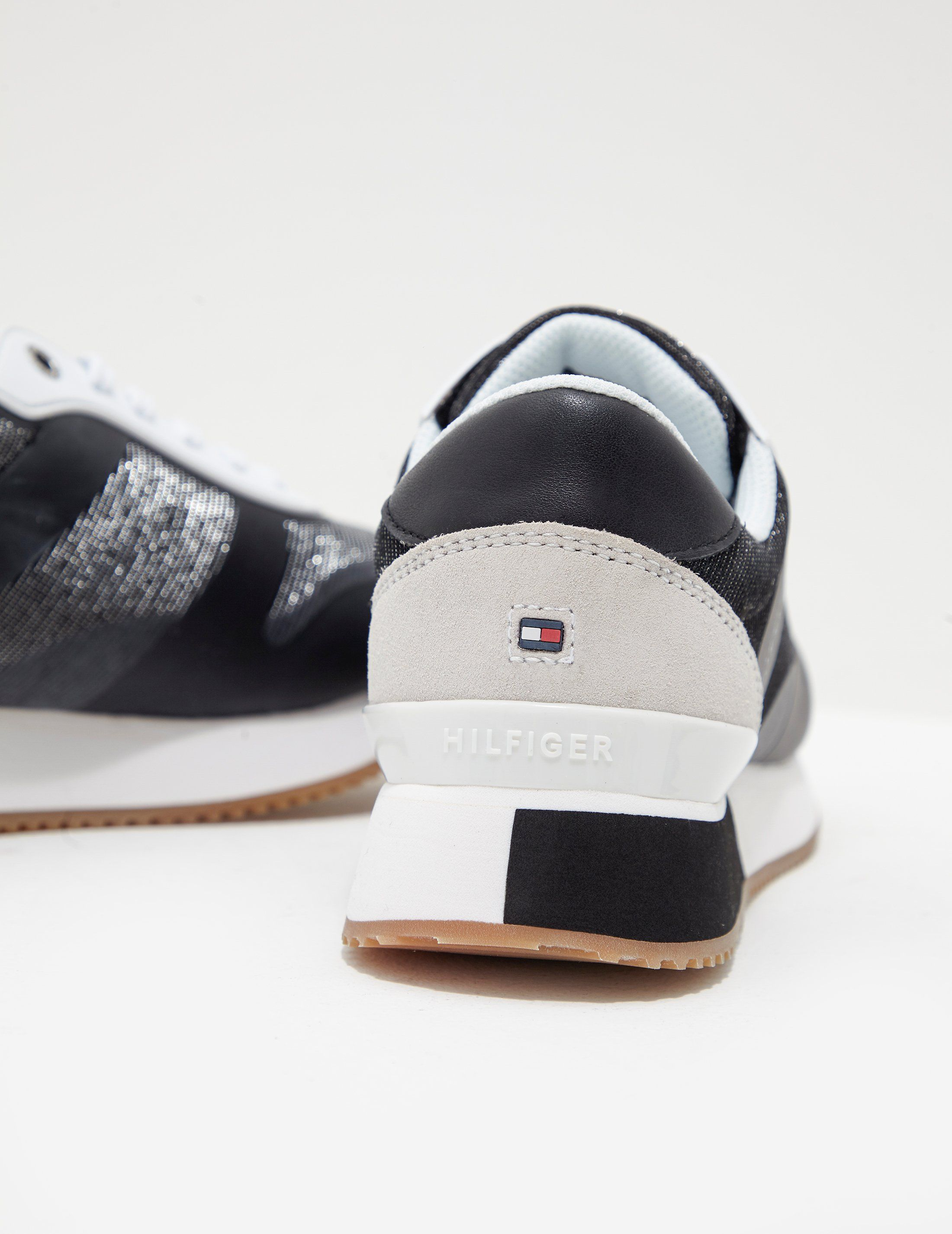 Tommy Hilfiger Glitter City Trainers