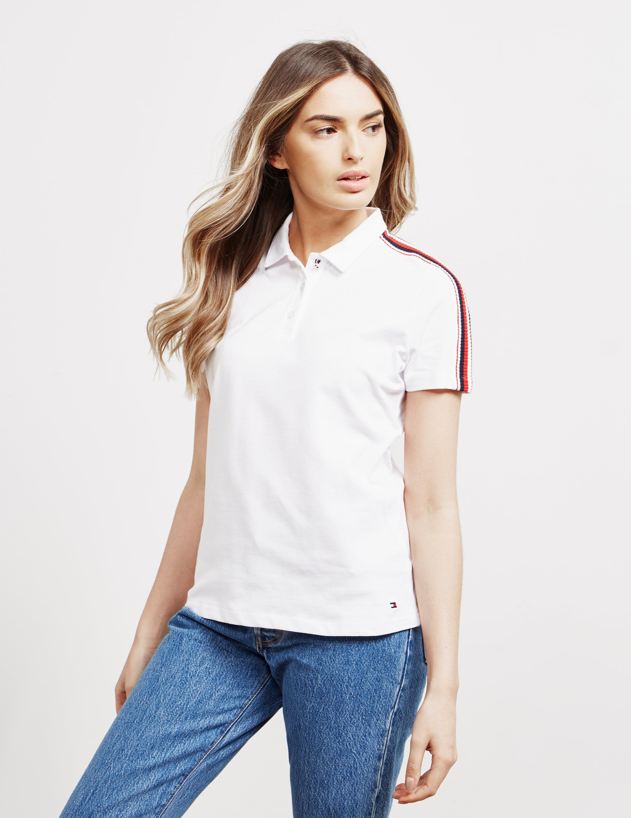 Tommy Hilfiger Vivi Short Sleeve Polo Shirt