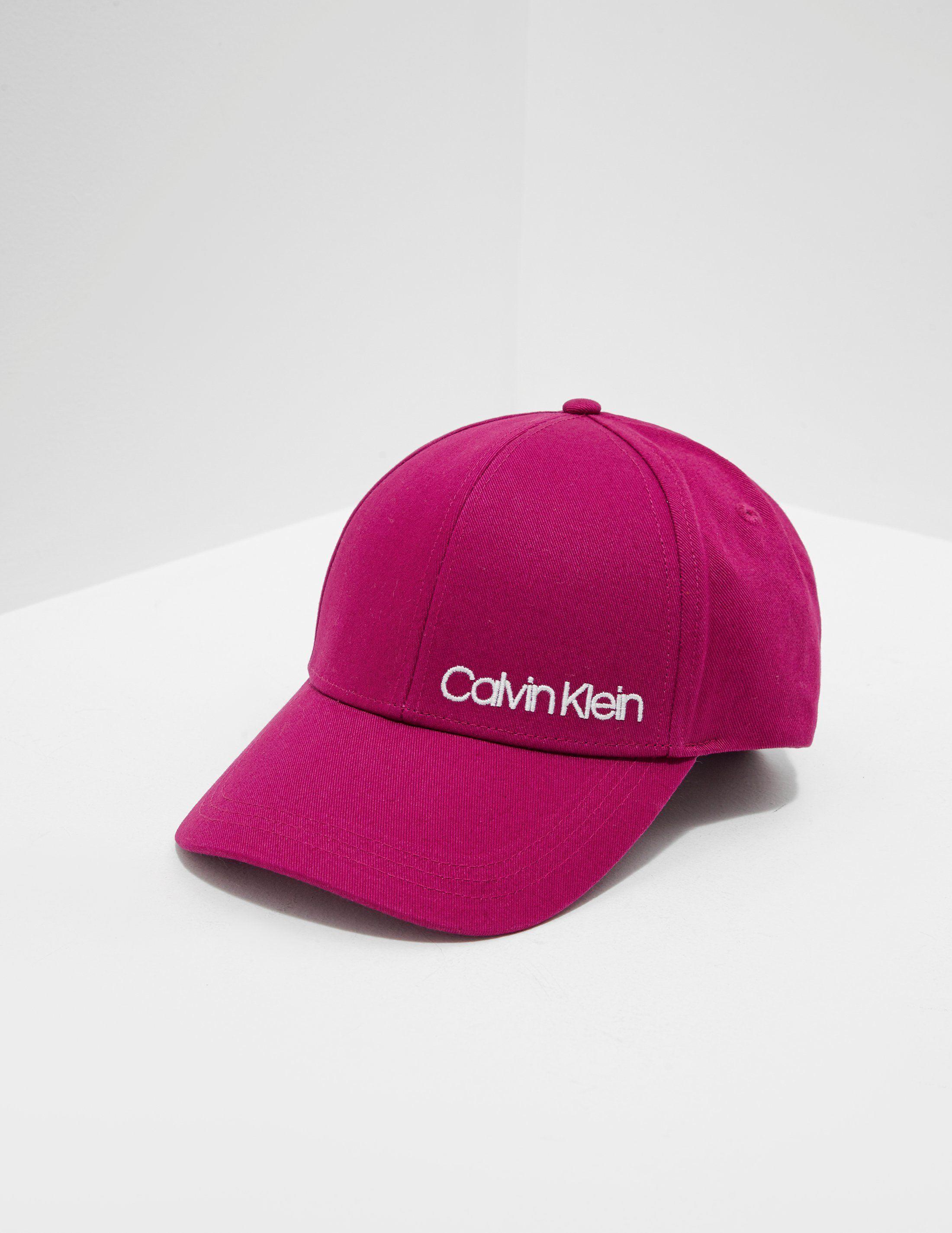 Calvin Klein Jeans Side Logo Cap