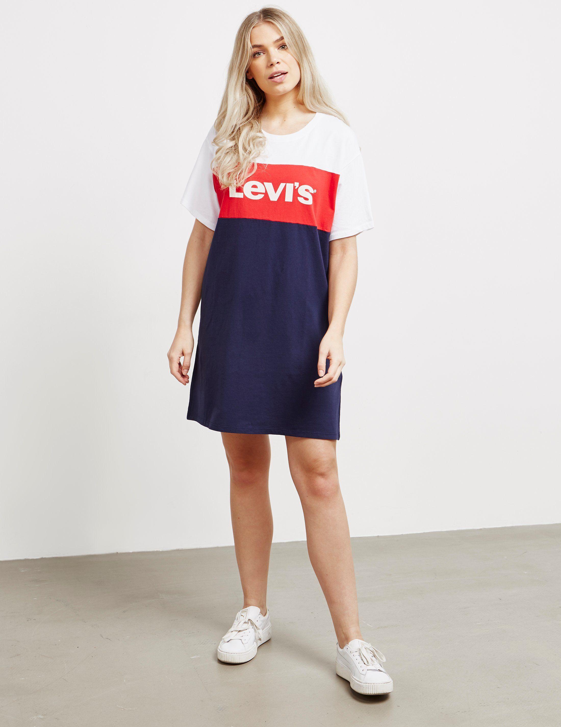 Levis Colour Block Dress