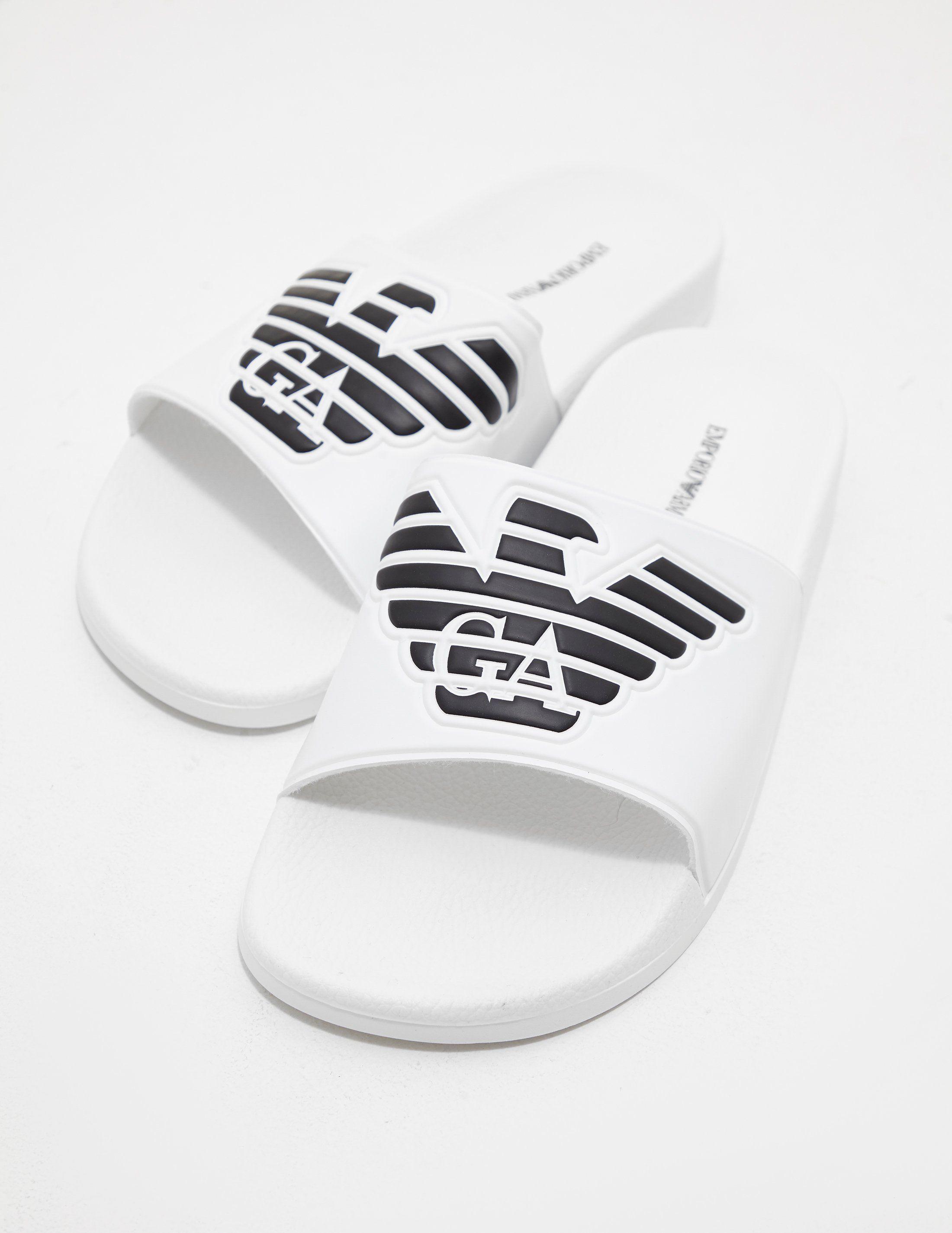 Emporio Armani Logo Slides