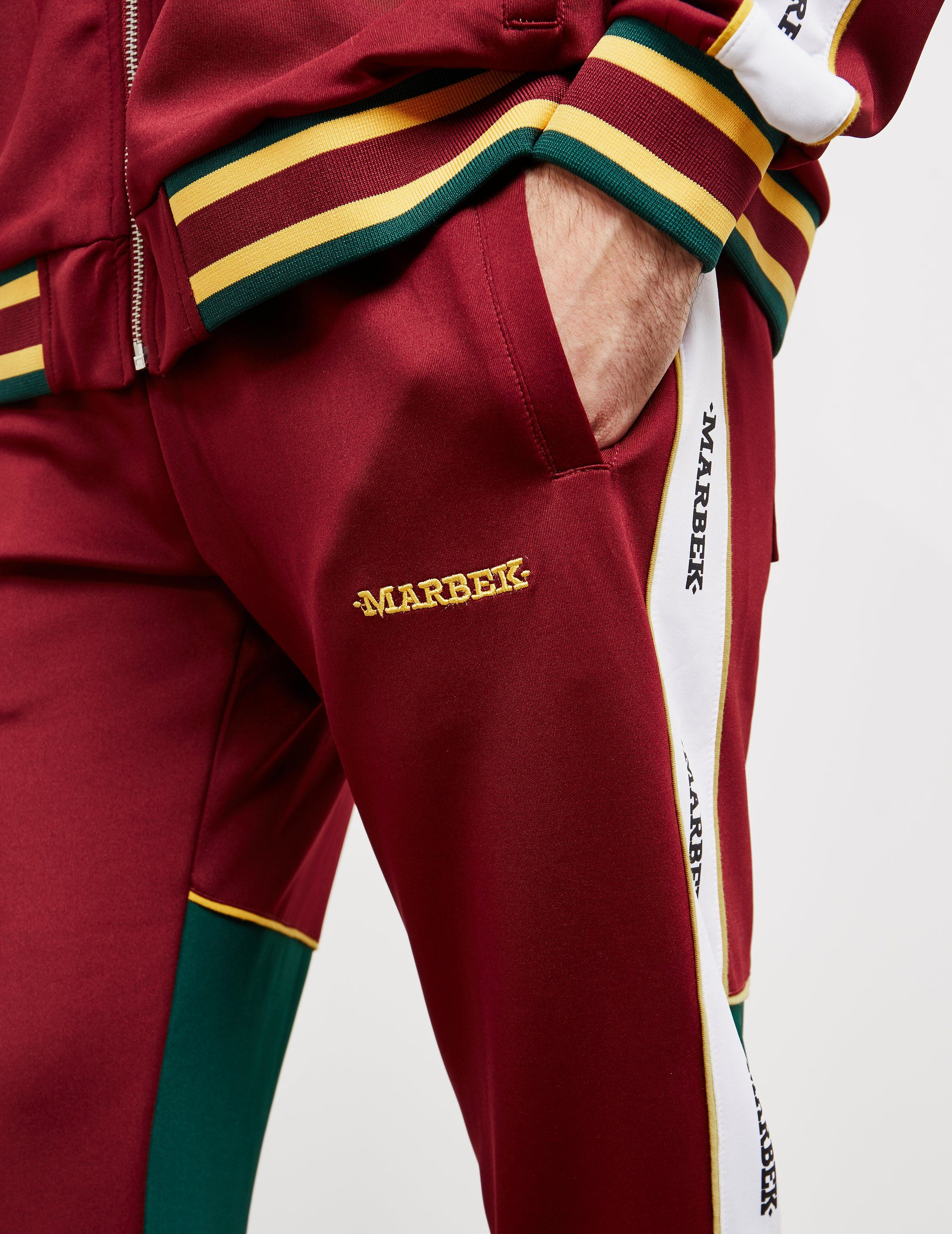 Marbek Tape Track Pants - Exclusive