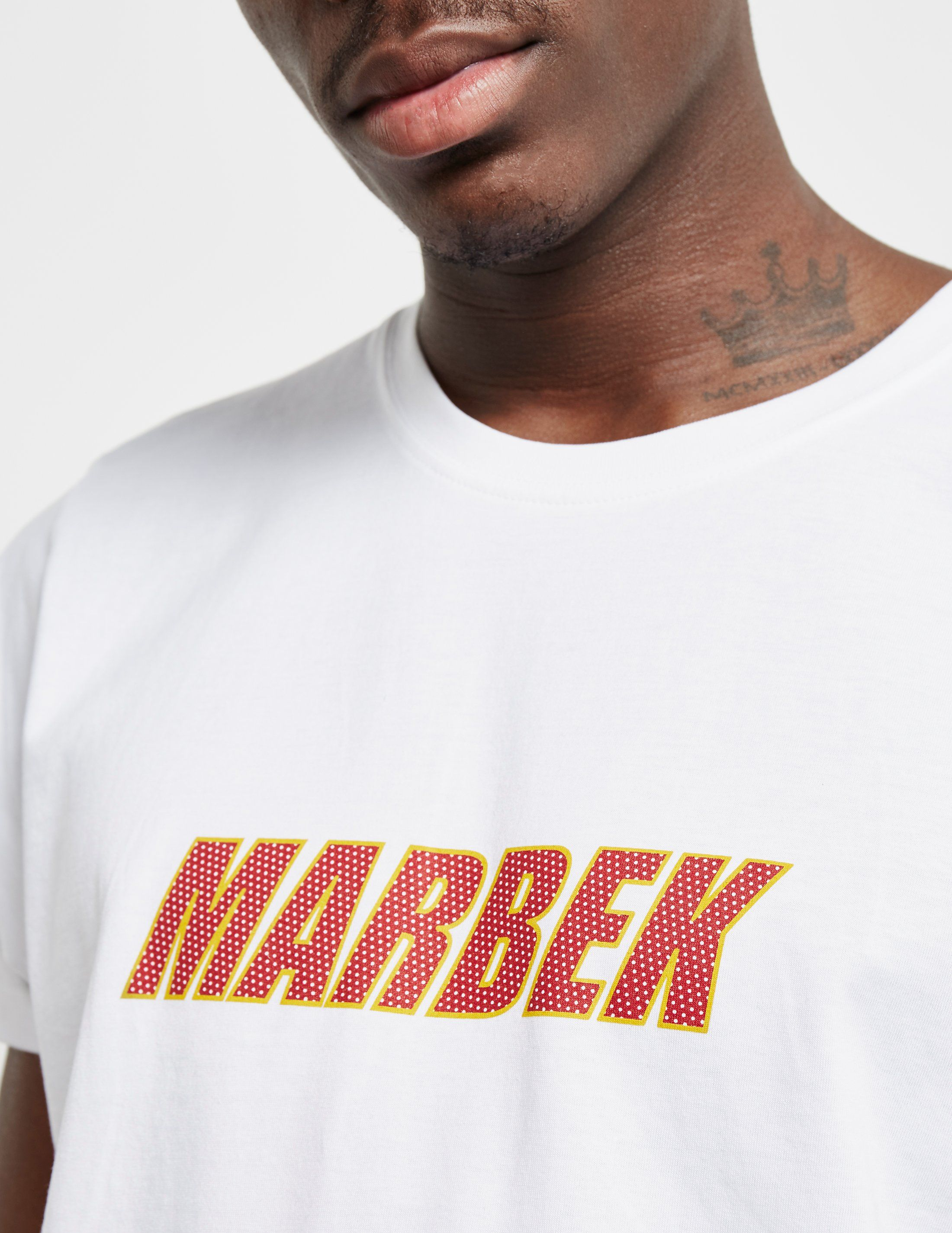Marbek Retro Logo Short Sleeve T-Shirt - Exclusive