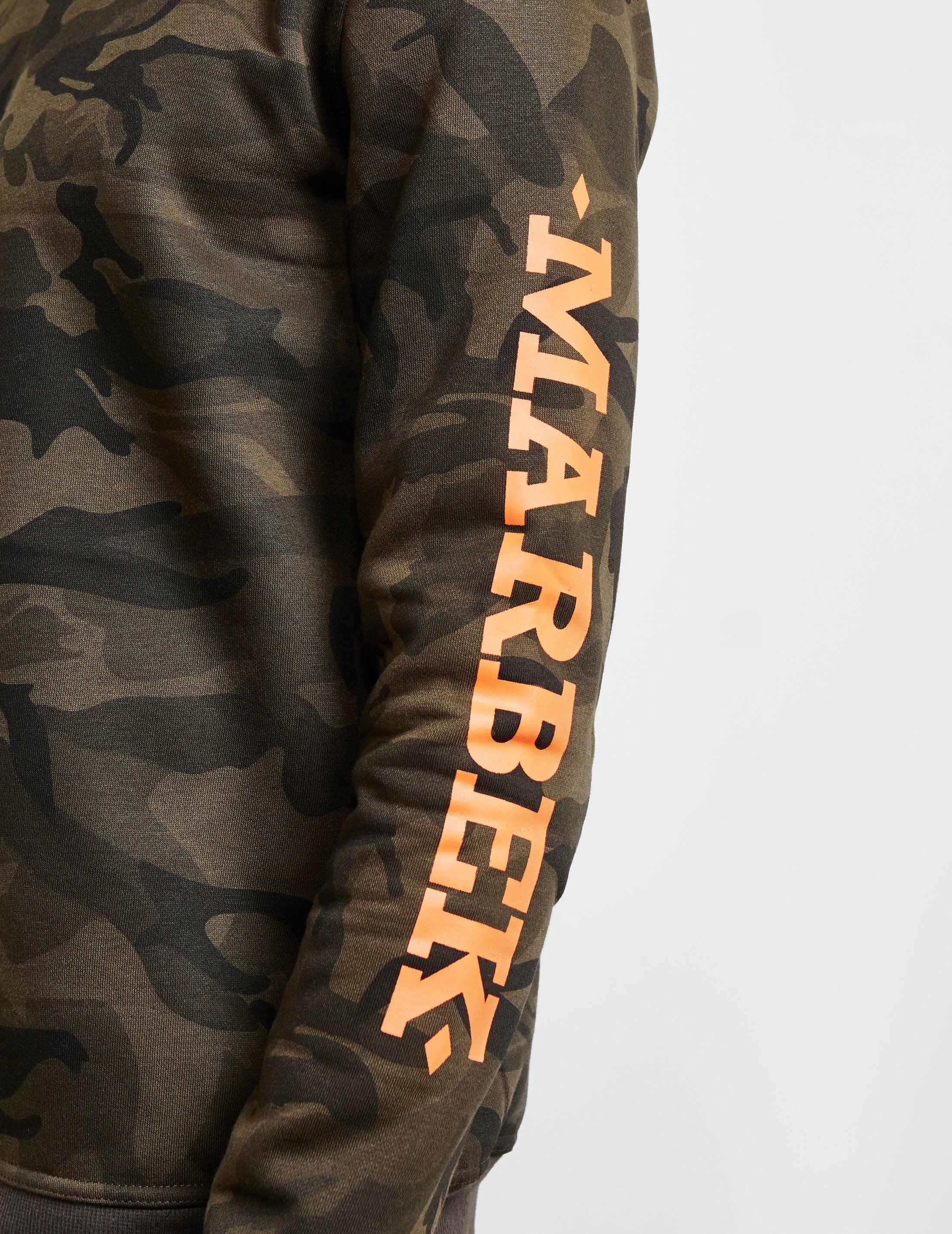 Marbek Camouflage Sweatshirt - Exclusive
