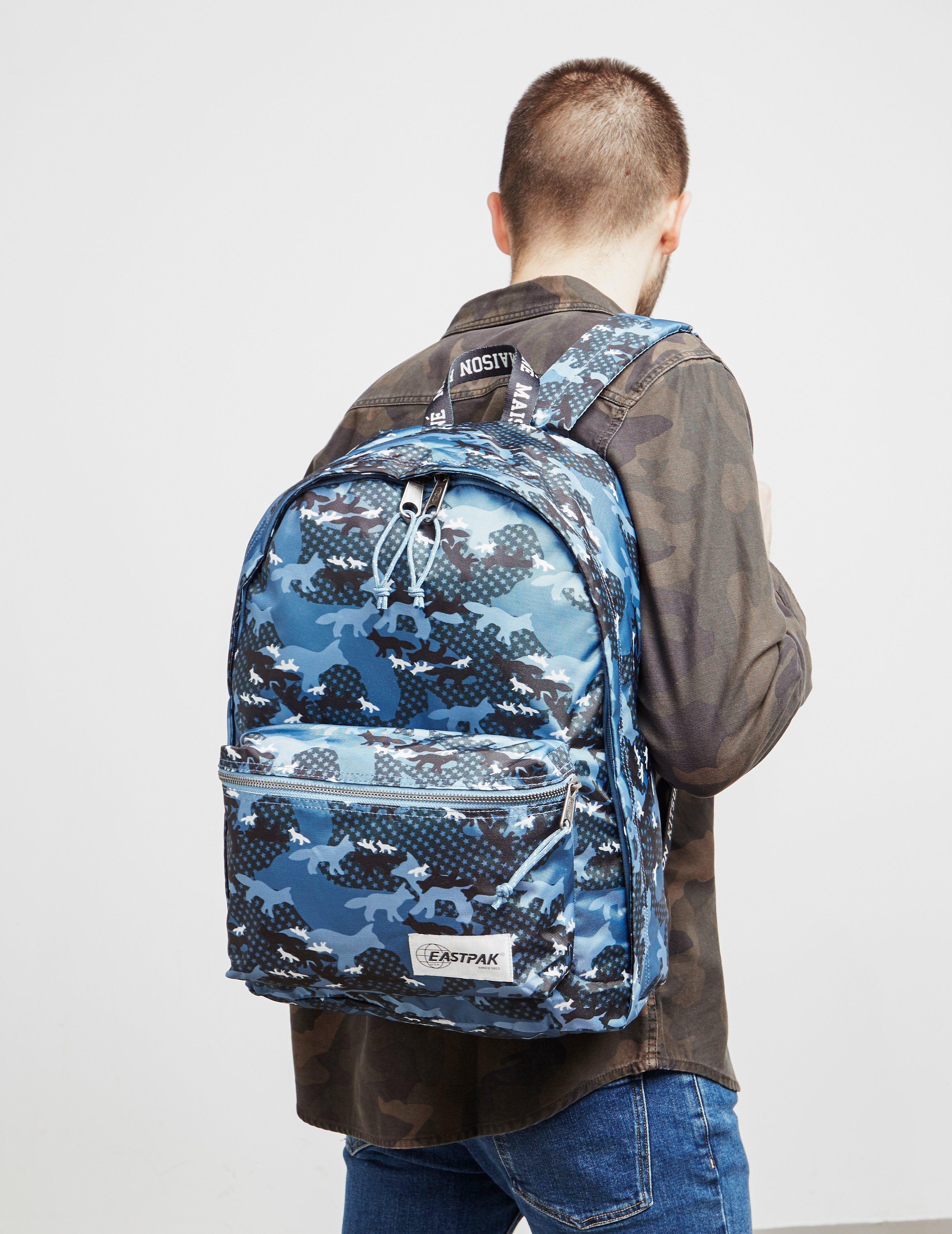 Maison Kitsune x Eastpak Backpack