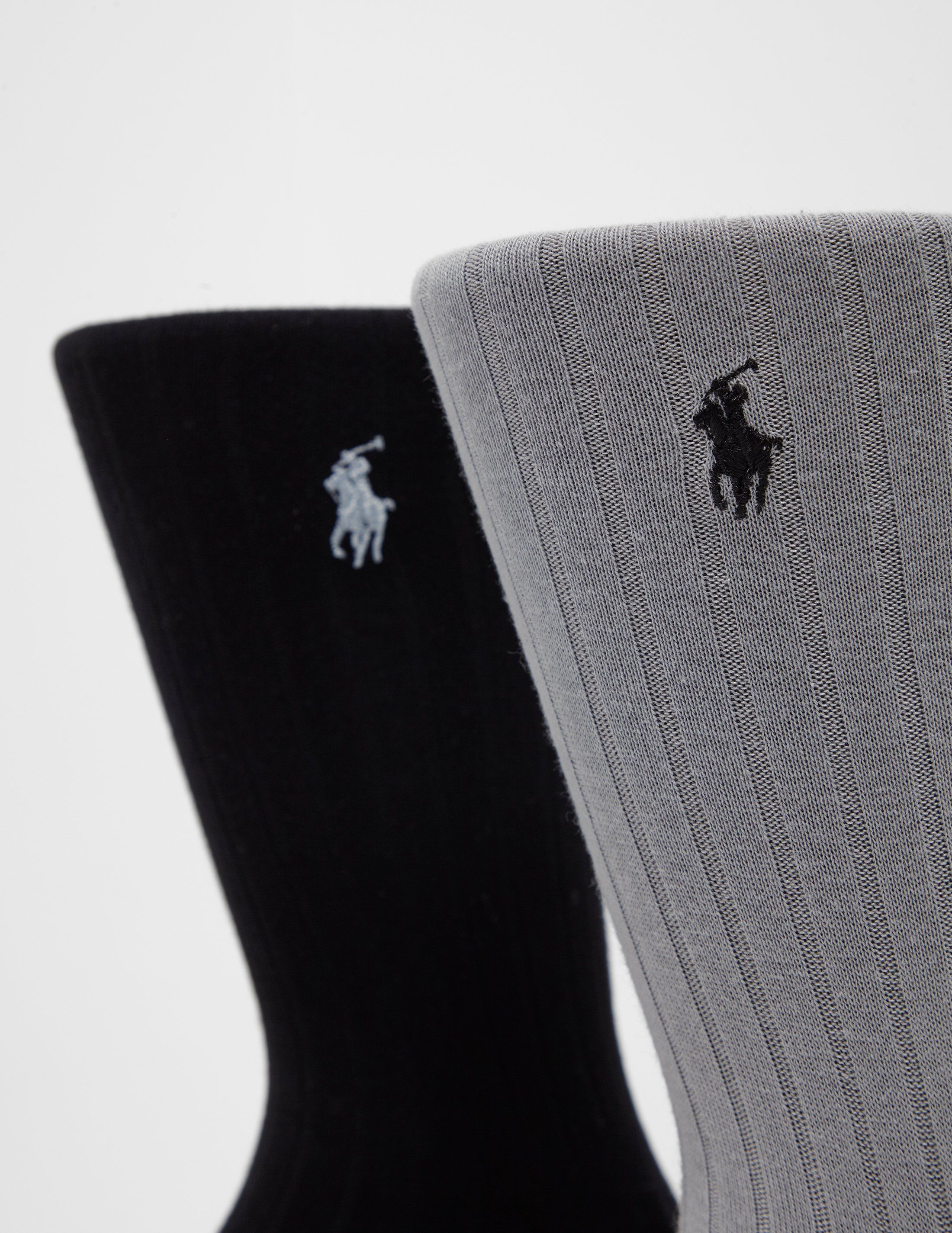 Polo Ralph Lauren 2-Pack Pony Socks