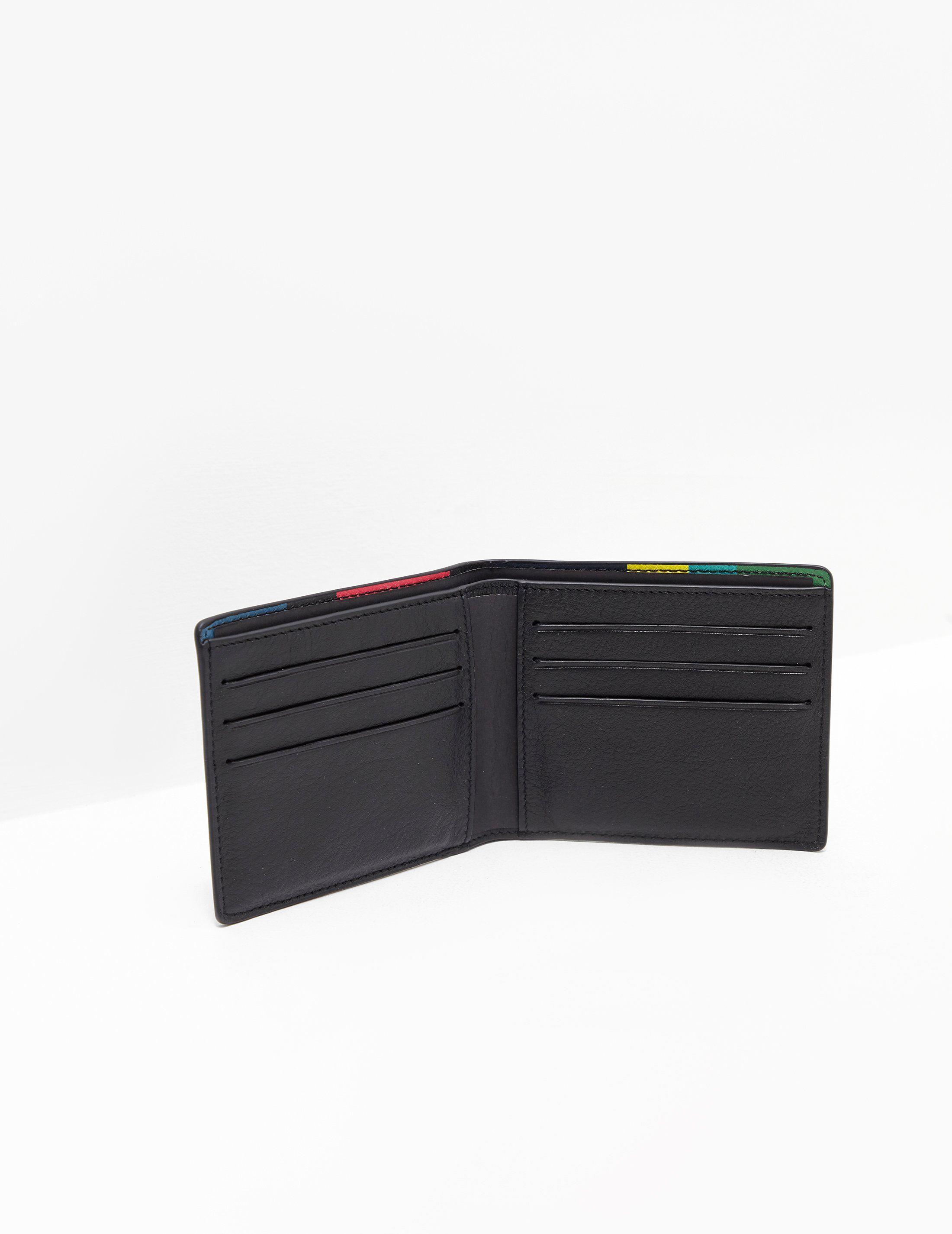 PS Paul Smith Stripe Wallet