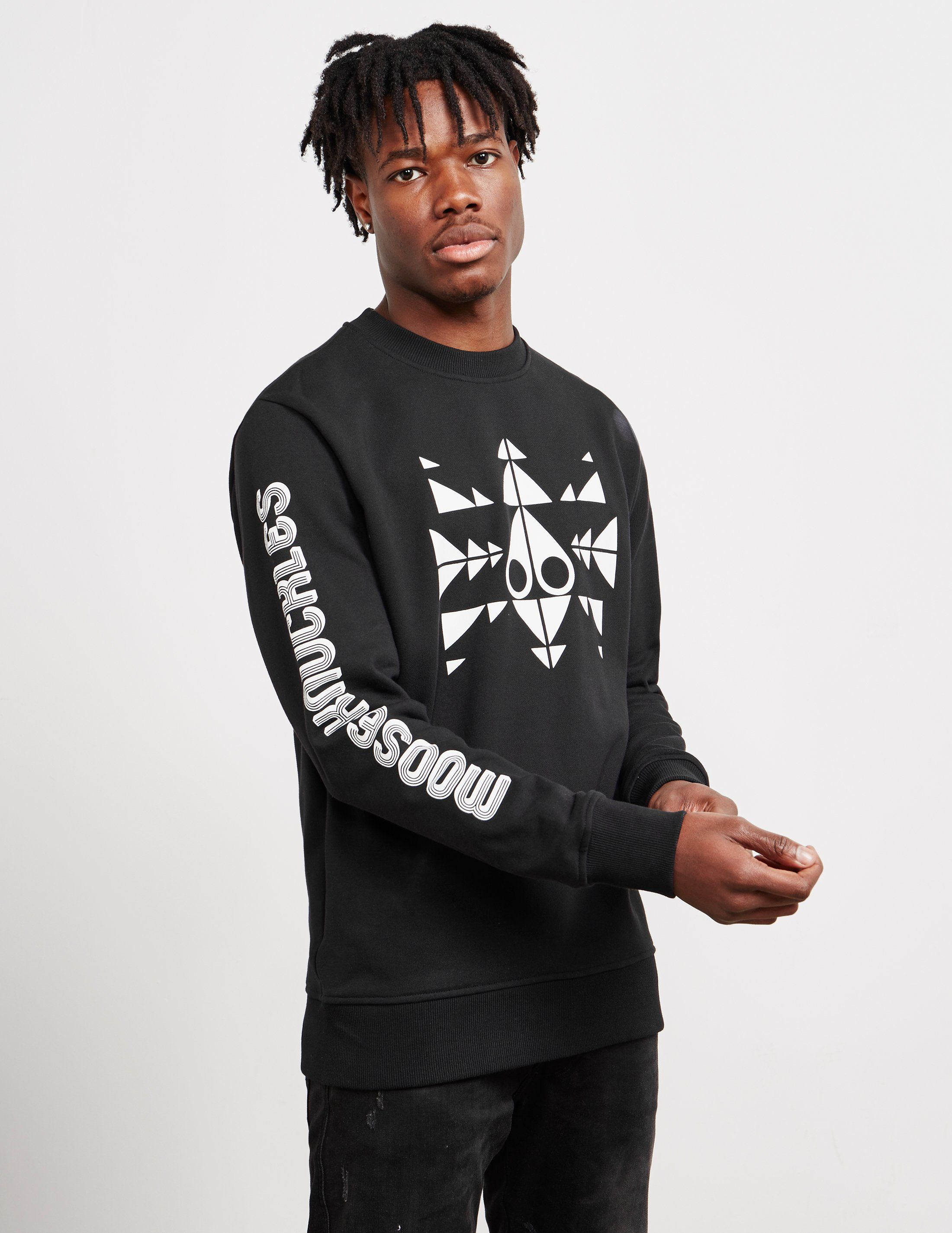 Moose Knuckles Trippy Sweatshirt
