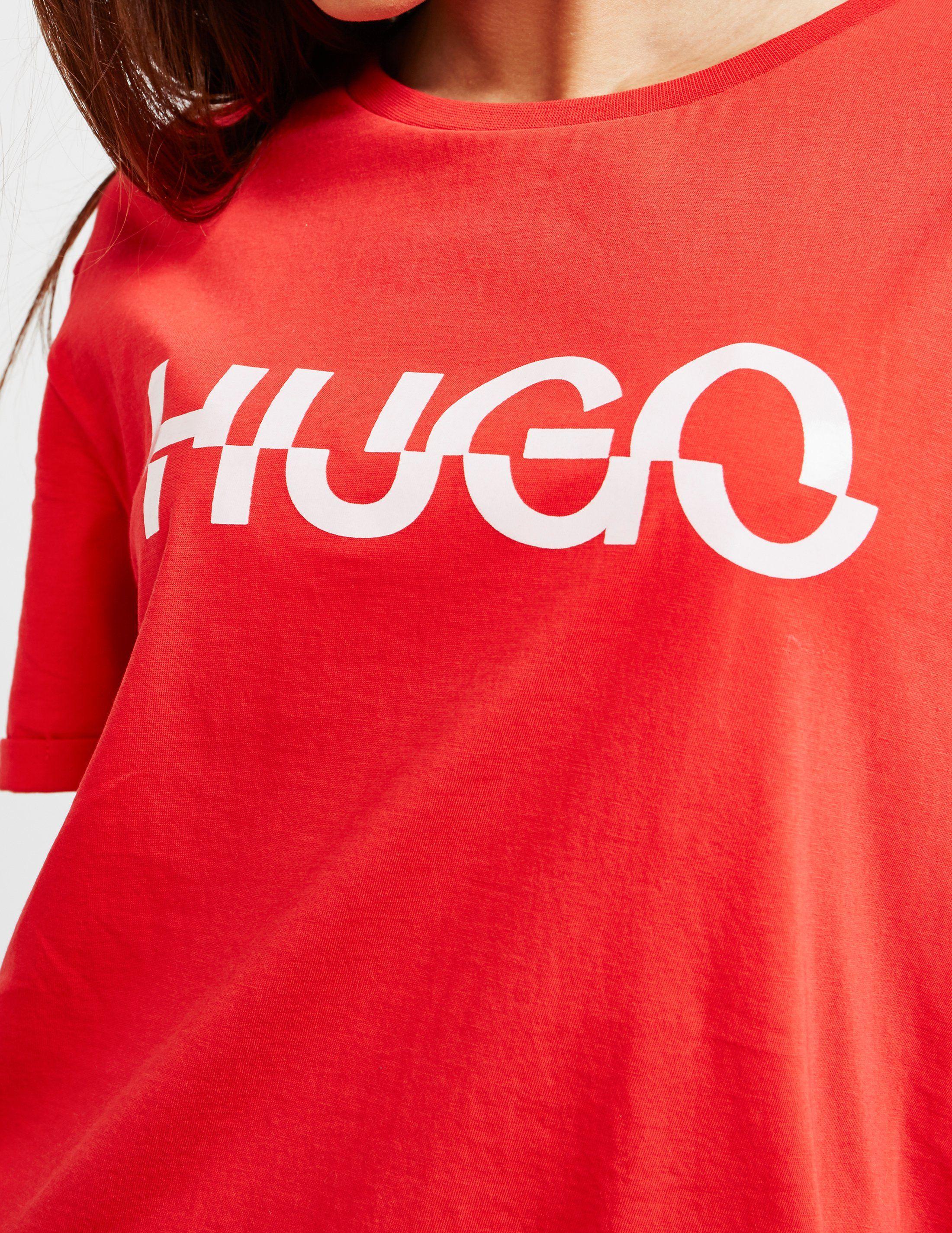 HUGO Denalisa Short Sleeve T-Shirt