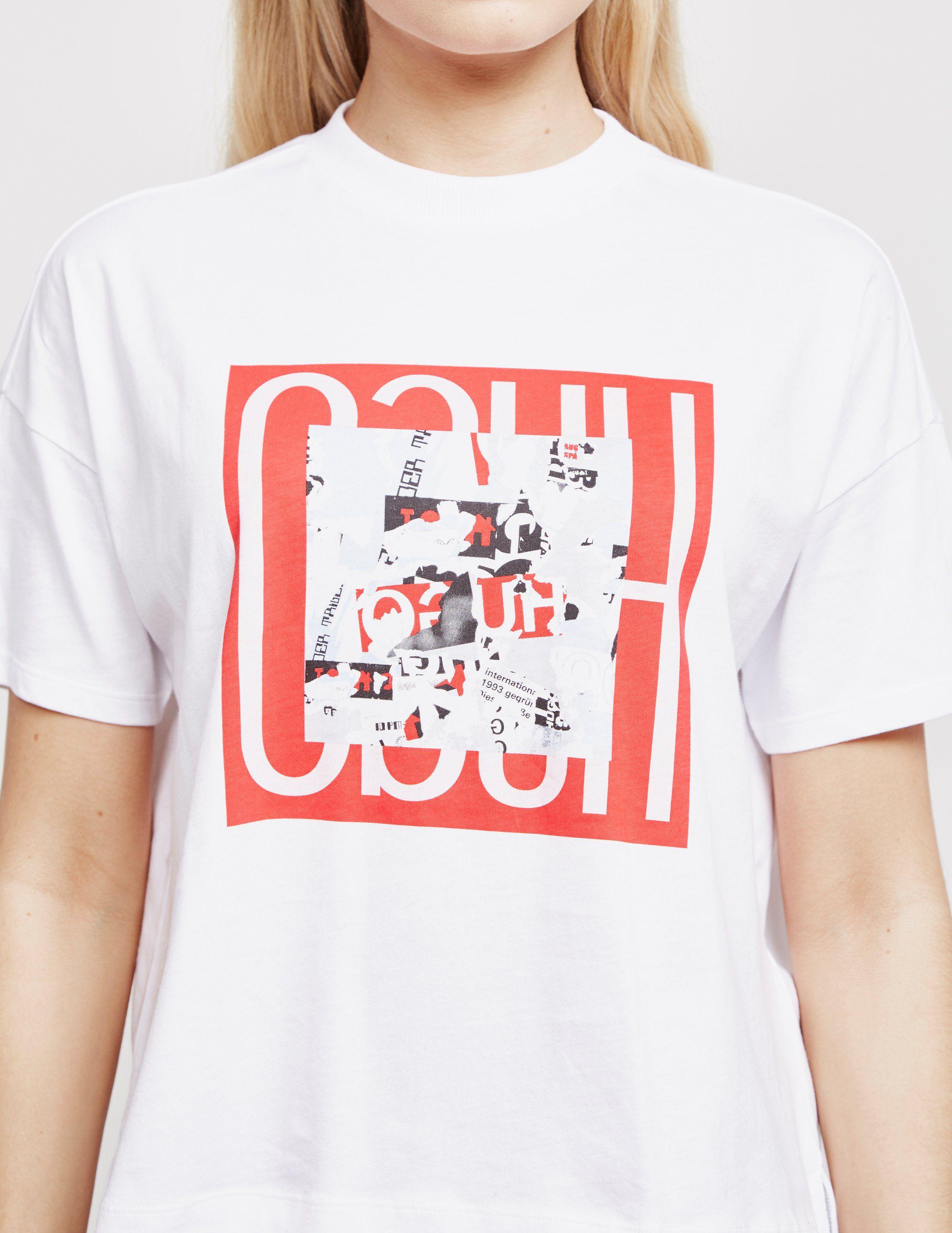 HUGO Darna Short Sleeve T-Shirt