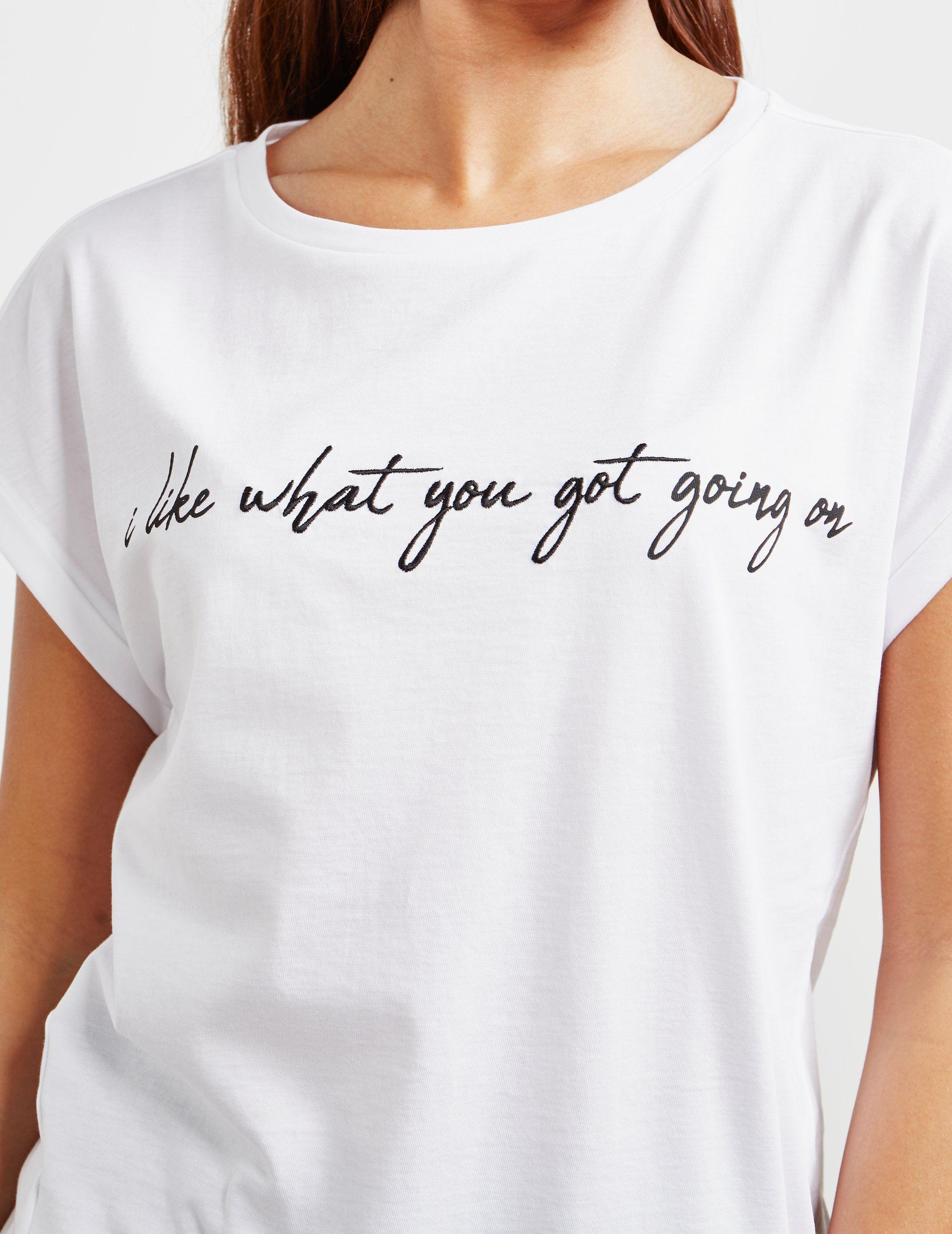 HUGO Dennali Short Sleeve T-Shirt