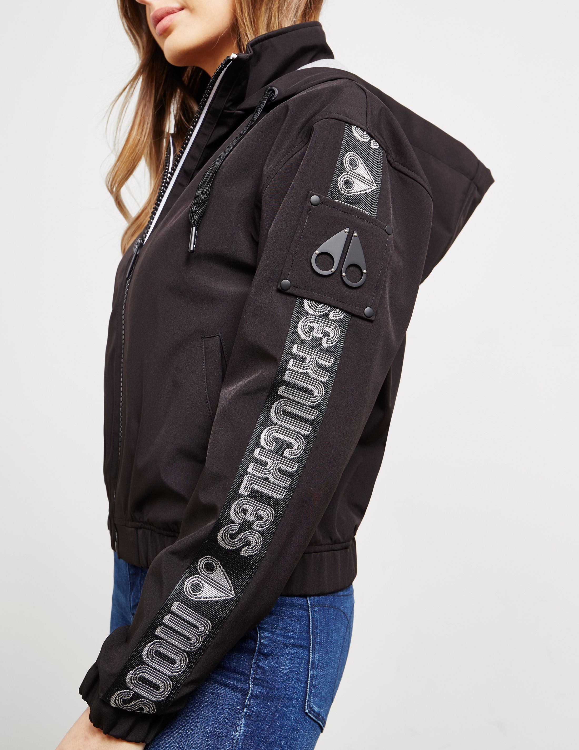 Moose Knuckles Angrignon Bomber Jacket