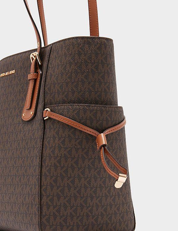 850f806ffb3bc Michael Kors Voyager Signature Tote Bag