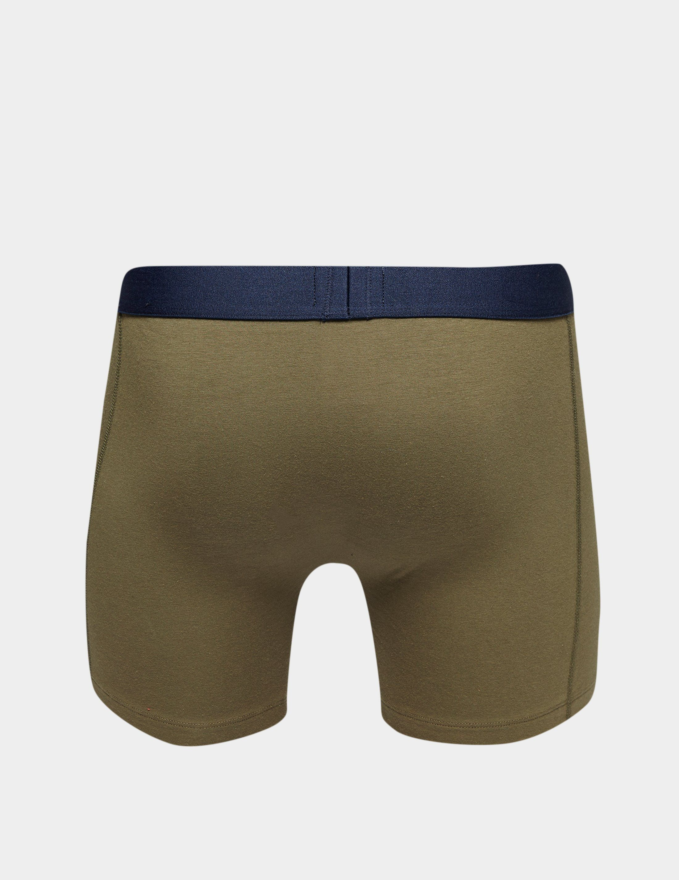 BOSS Block Stripe Boxer Shorts