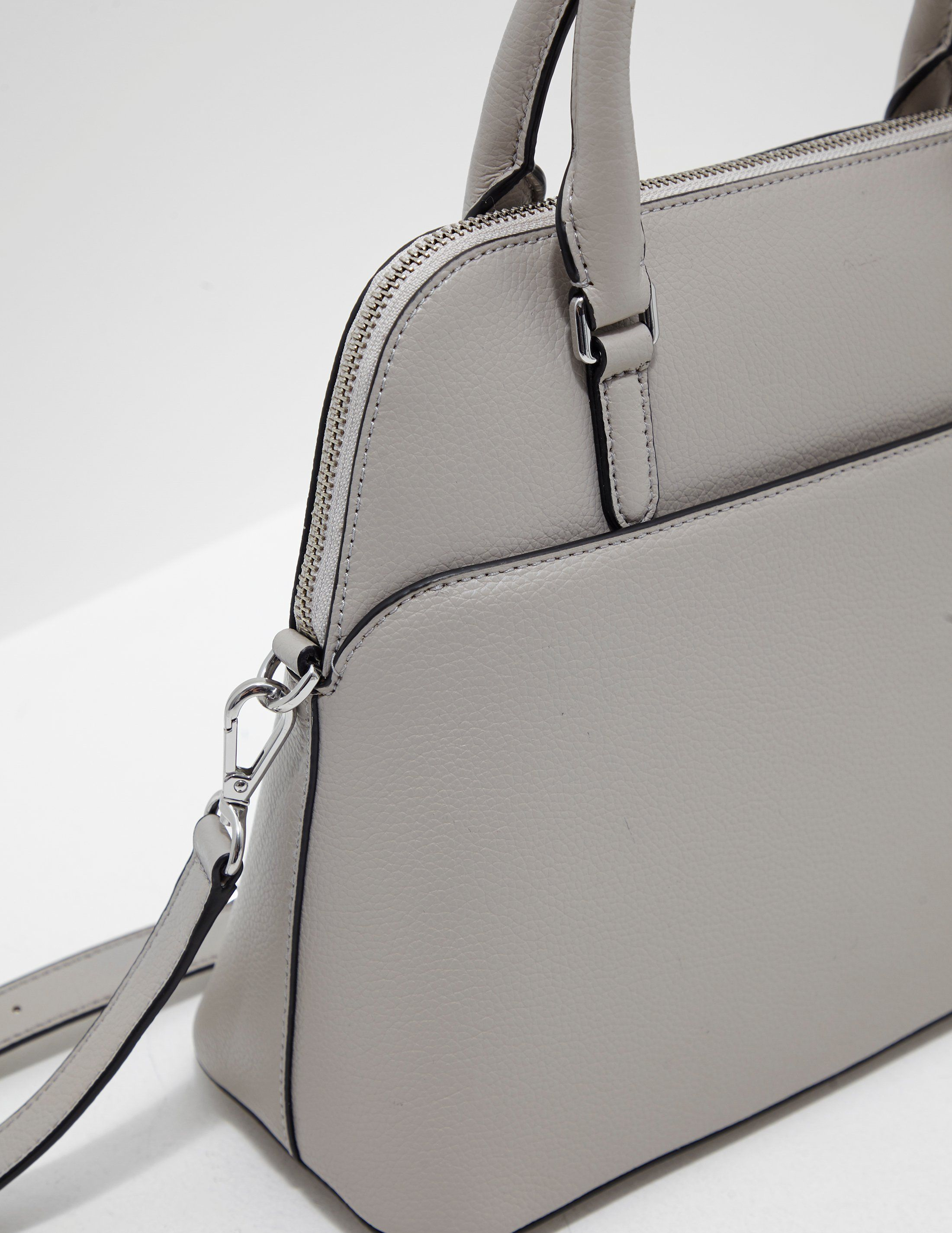 DKNY Dome Satchel Bag