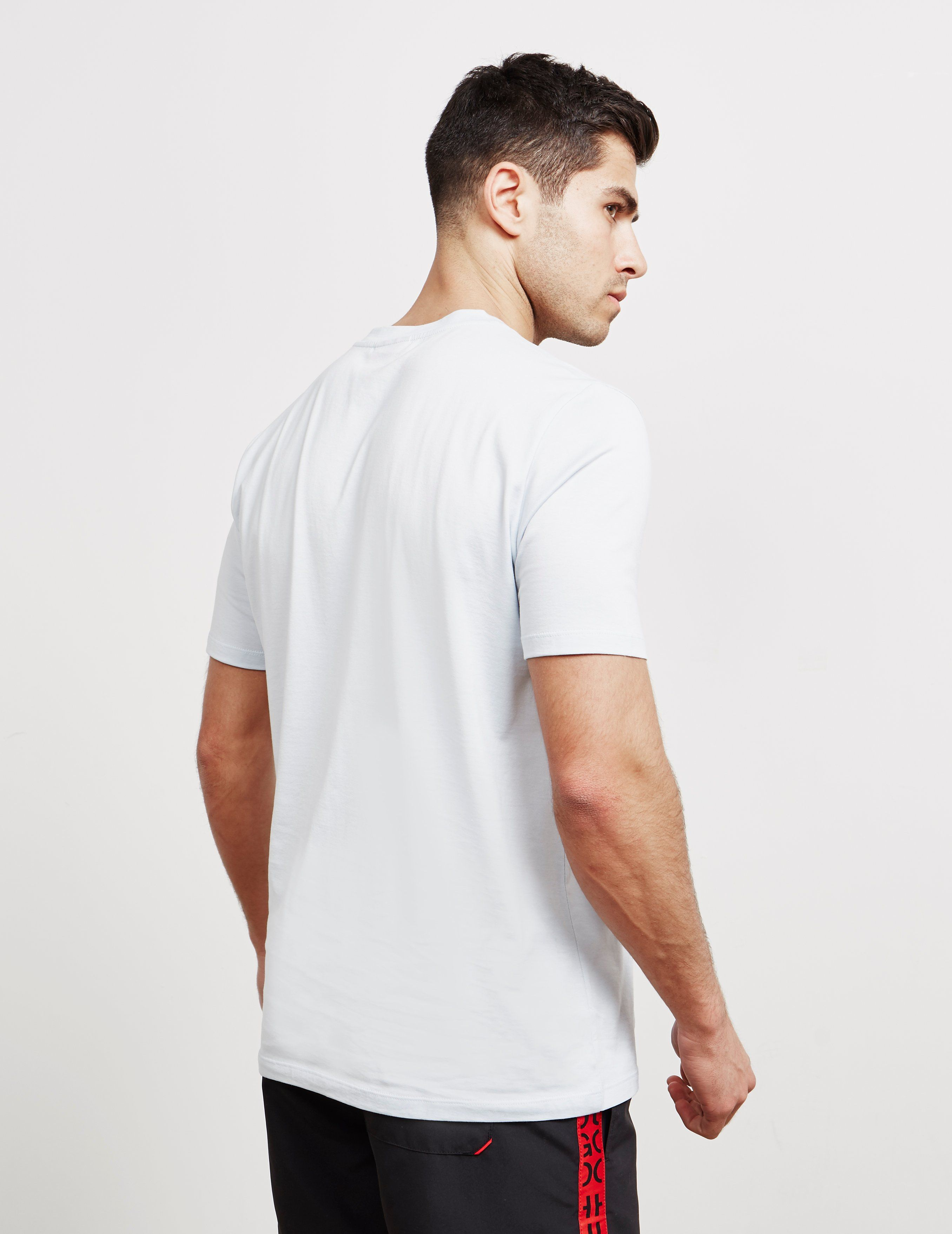 HUGO Dicagolino Short Sleeve T-Shirt
