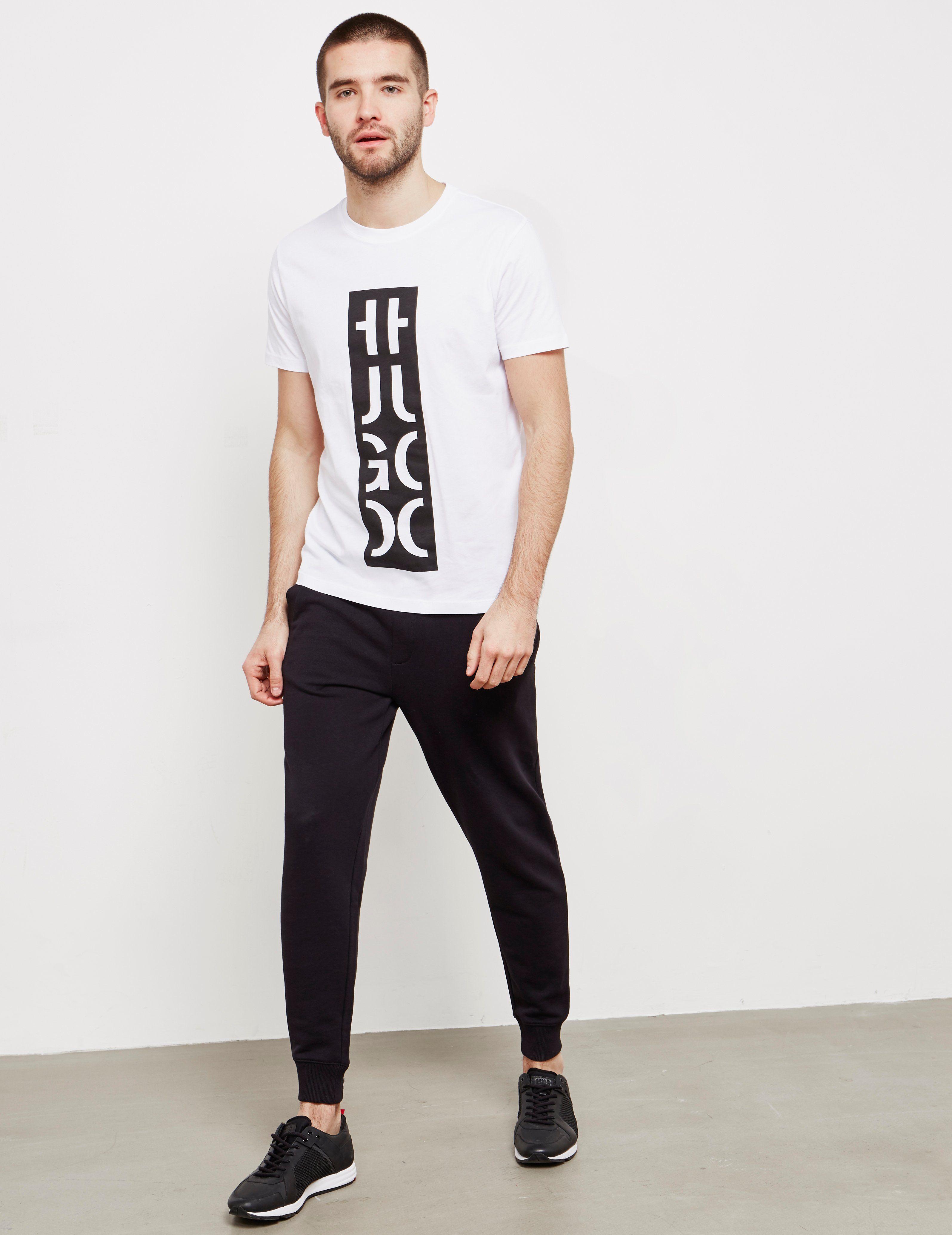 HUGO Darlon Short Sleeve T-Shirt