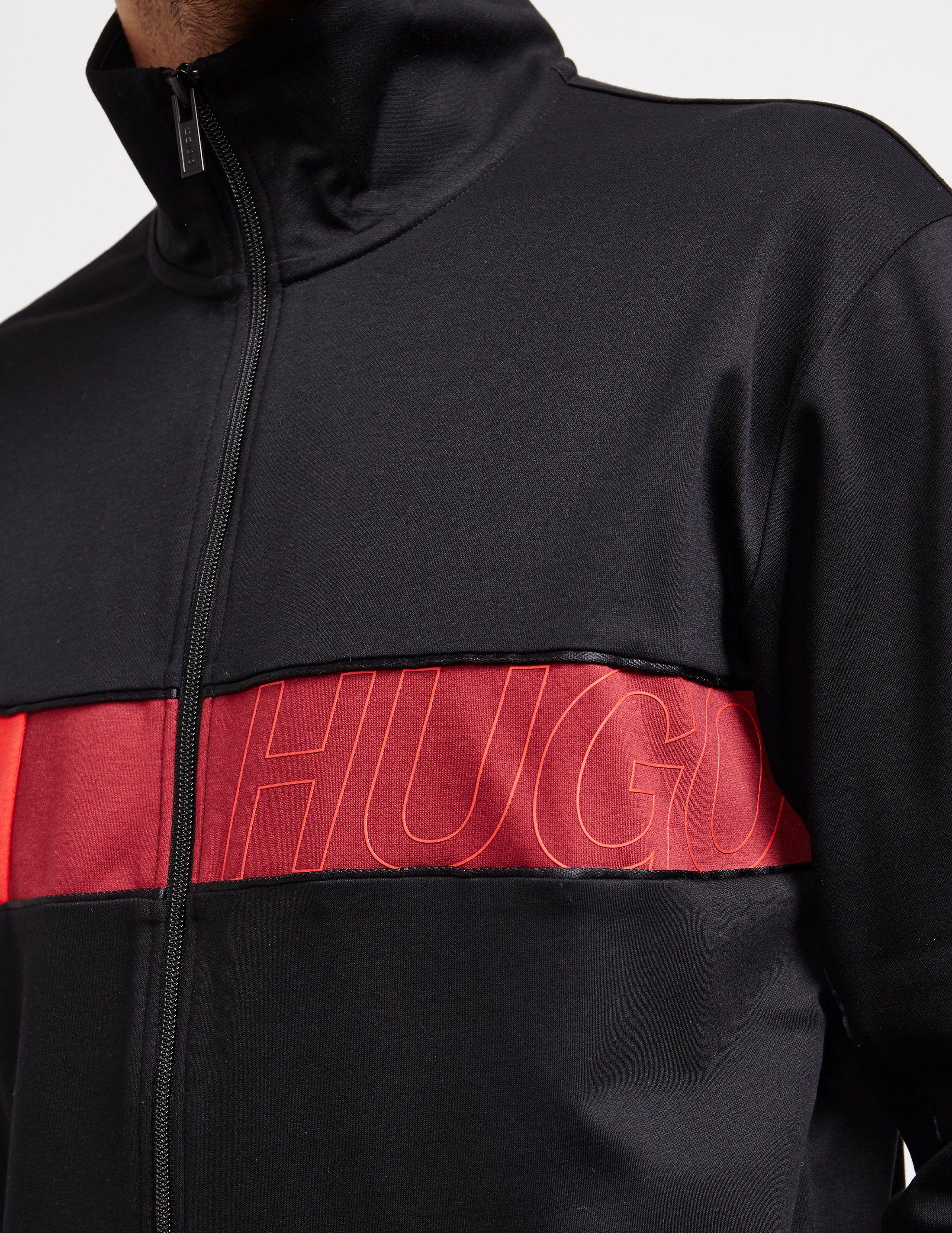 HUGO Dalias Full Zip Track Top - Online Exclusive