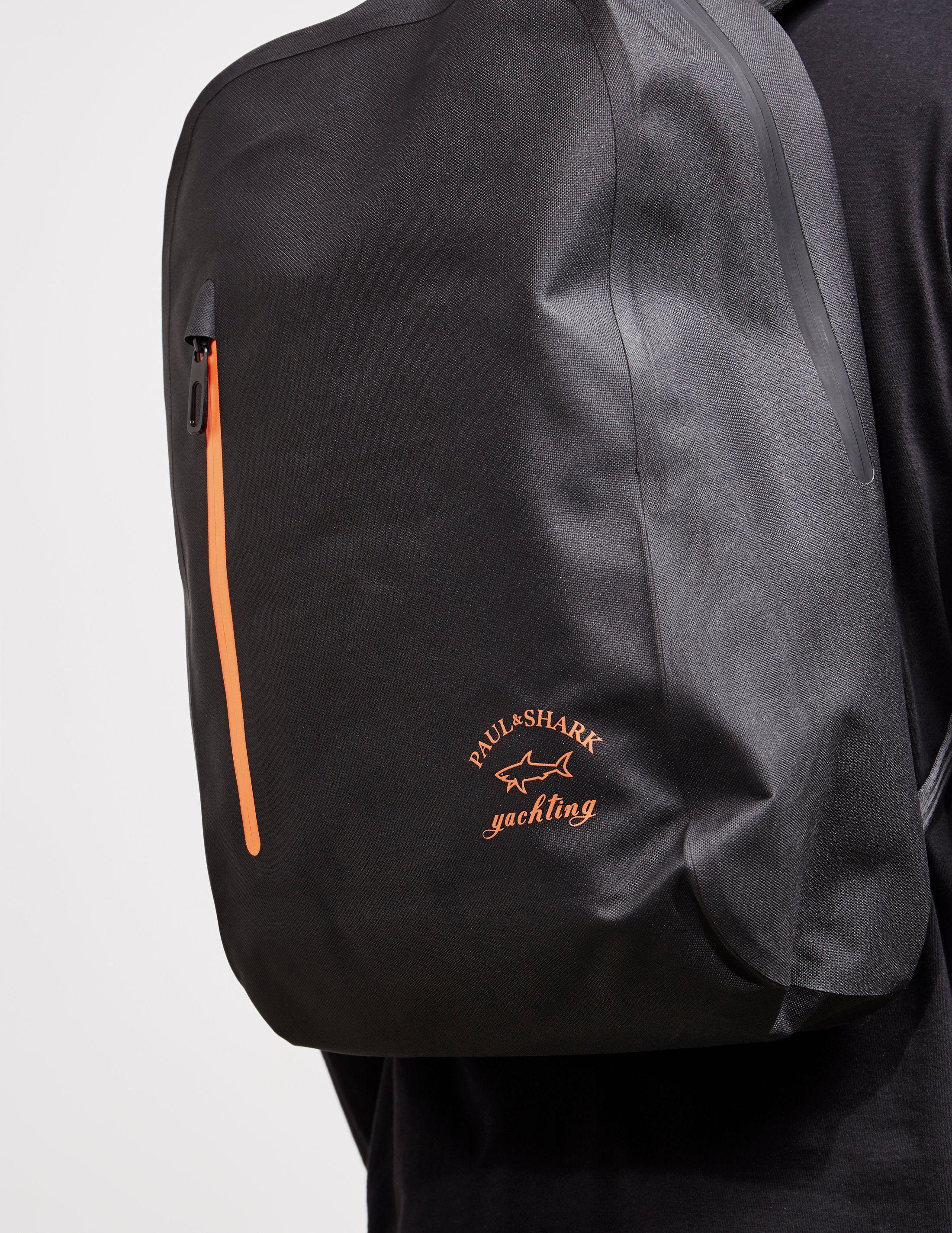 Paul and Shark Logo Backpack