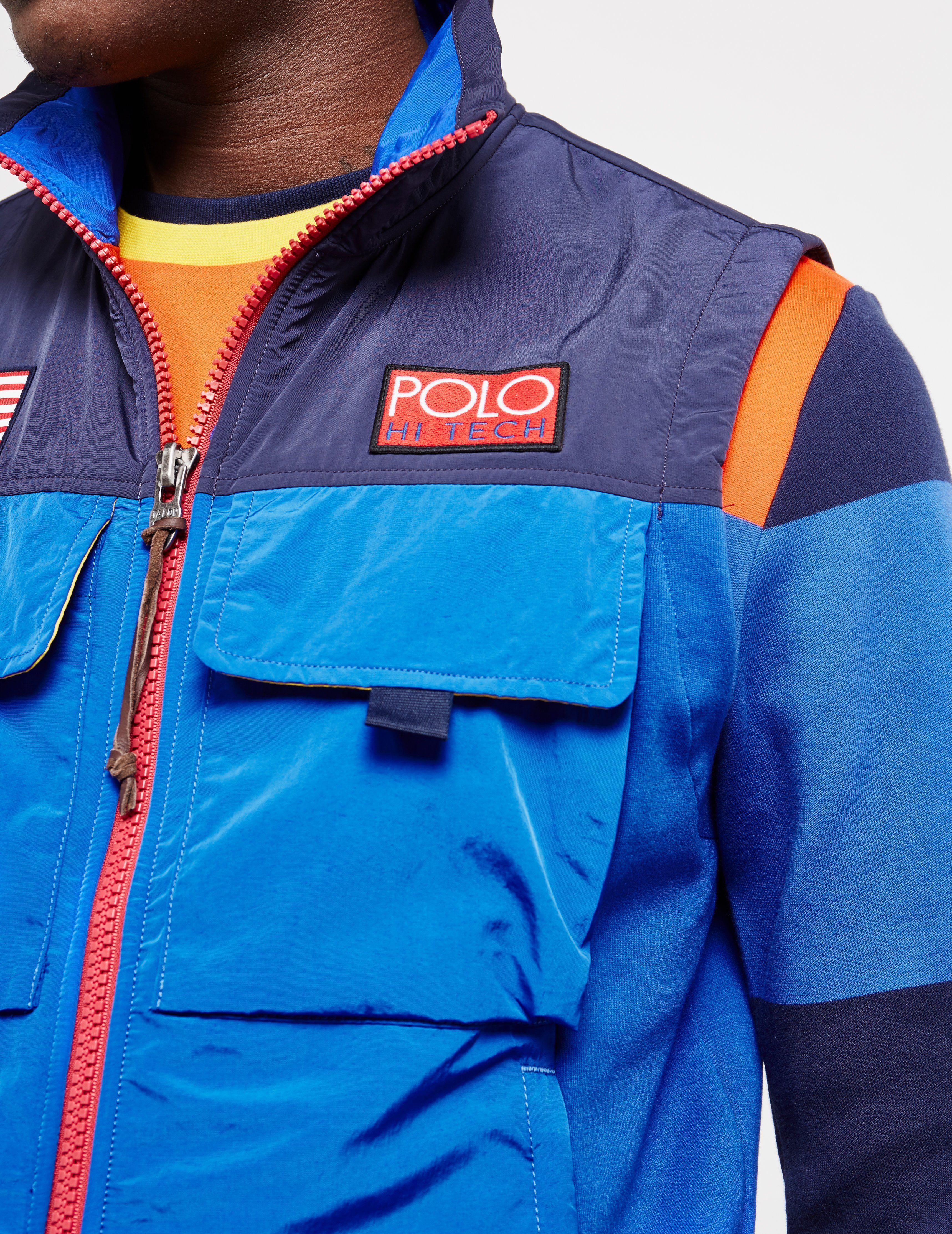 Polo Ralph Lauren Hi Tech Gilet - Online Exclusive