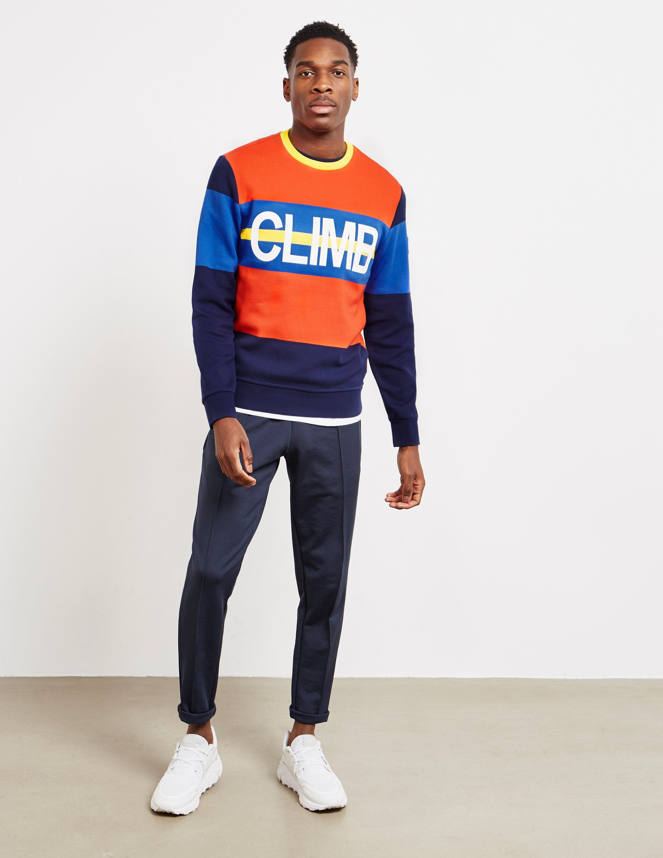 Polo Ralph Lauren Hi Tech Climb Sweatshirt