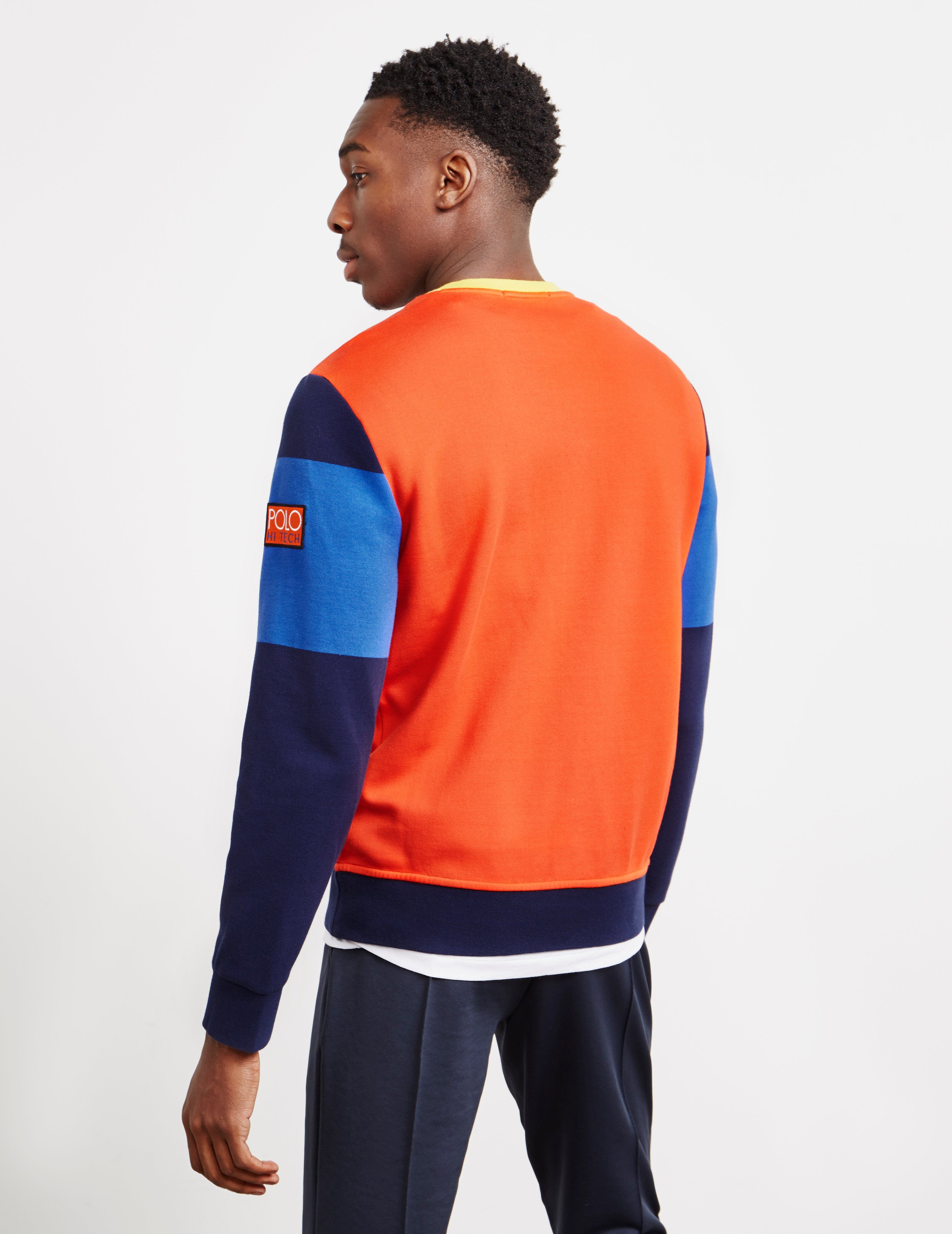 Polo Ralph Lauren Hi Tech Climb Sweatshirt