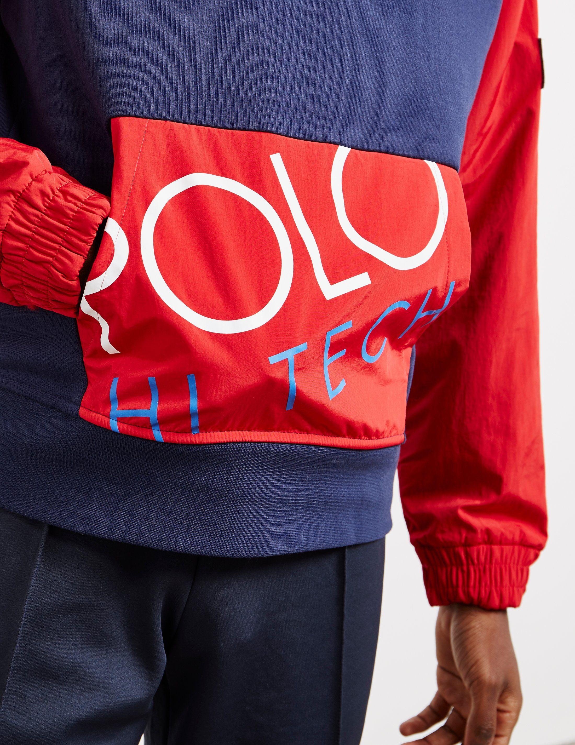 Polo Ralph Lauren Hi Tech Hoodie