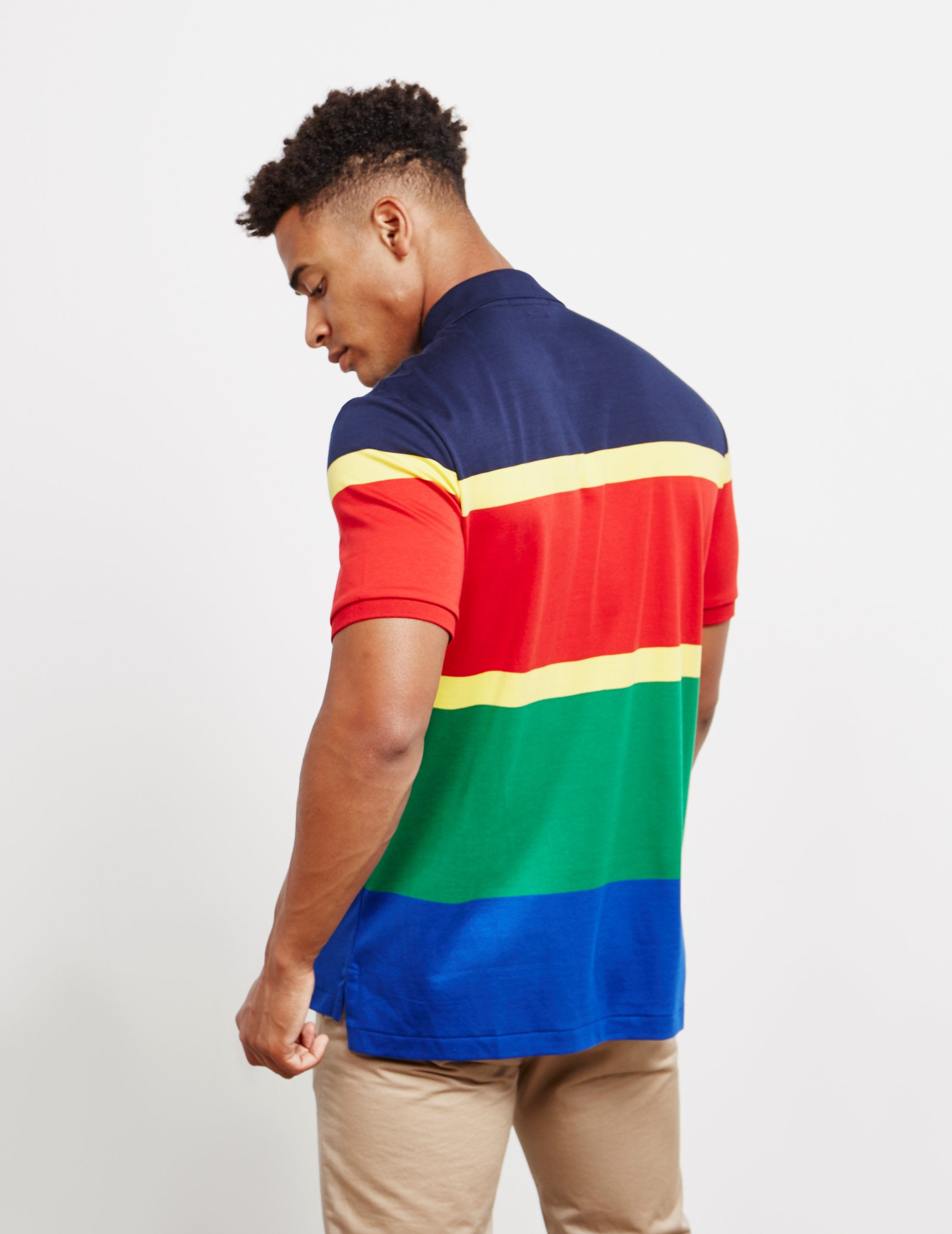 Polo Ralph Lauren Hi Tech Short Sleeve Polo Shirt