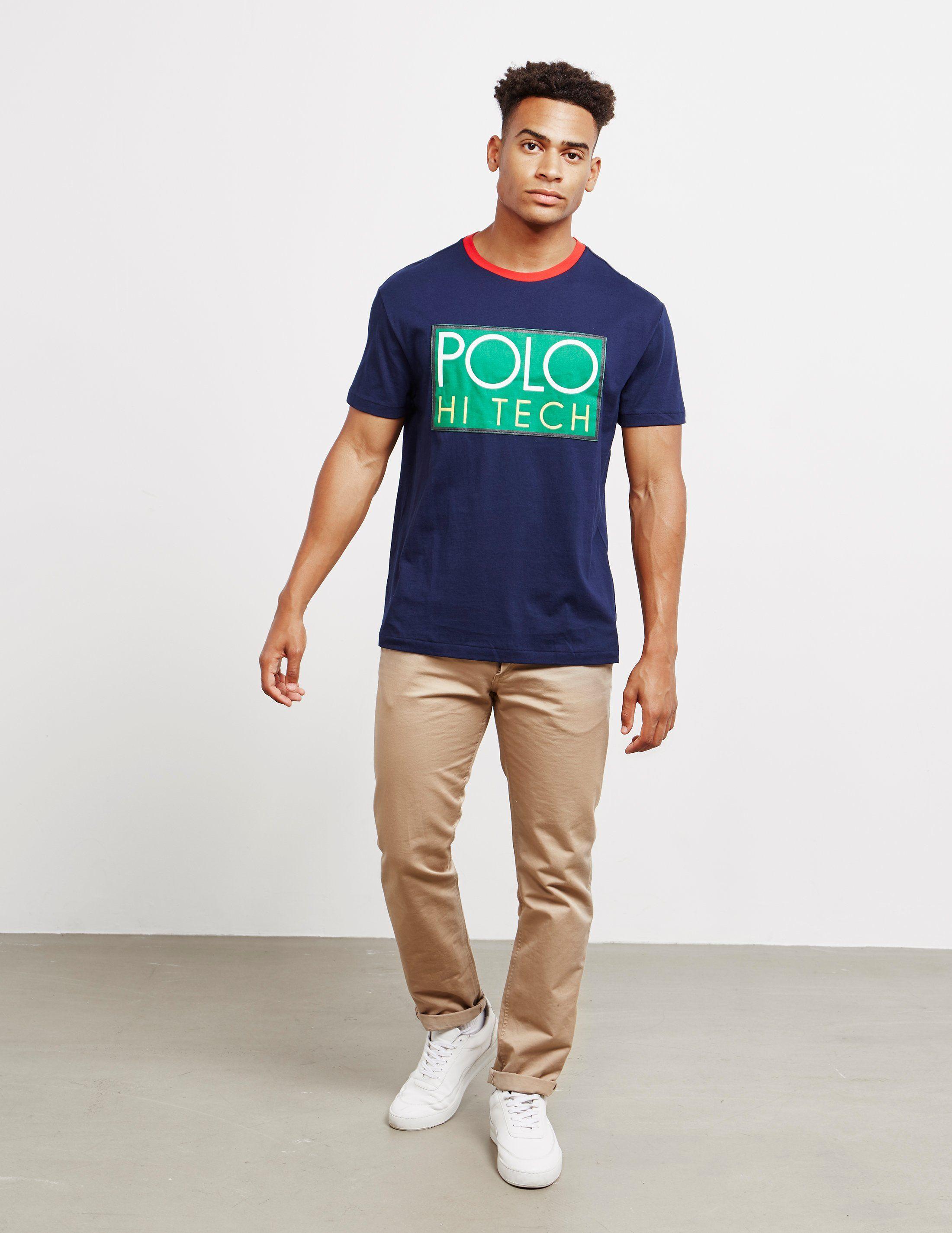 Polo Ralph Lauren Hi Tech Short Sleeve T-Shirt