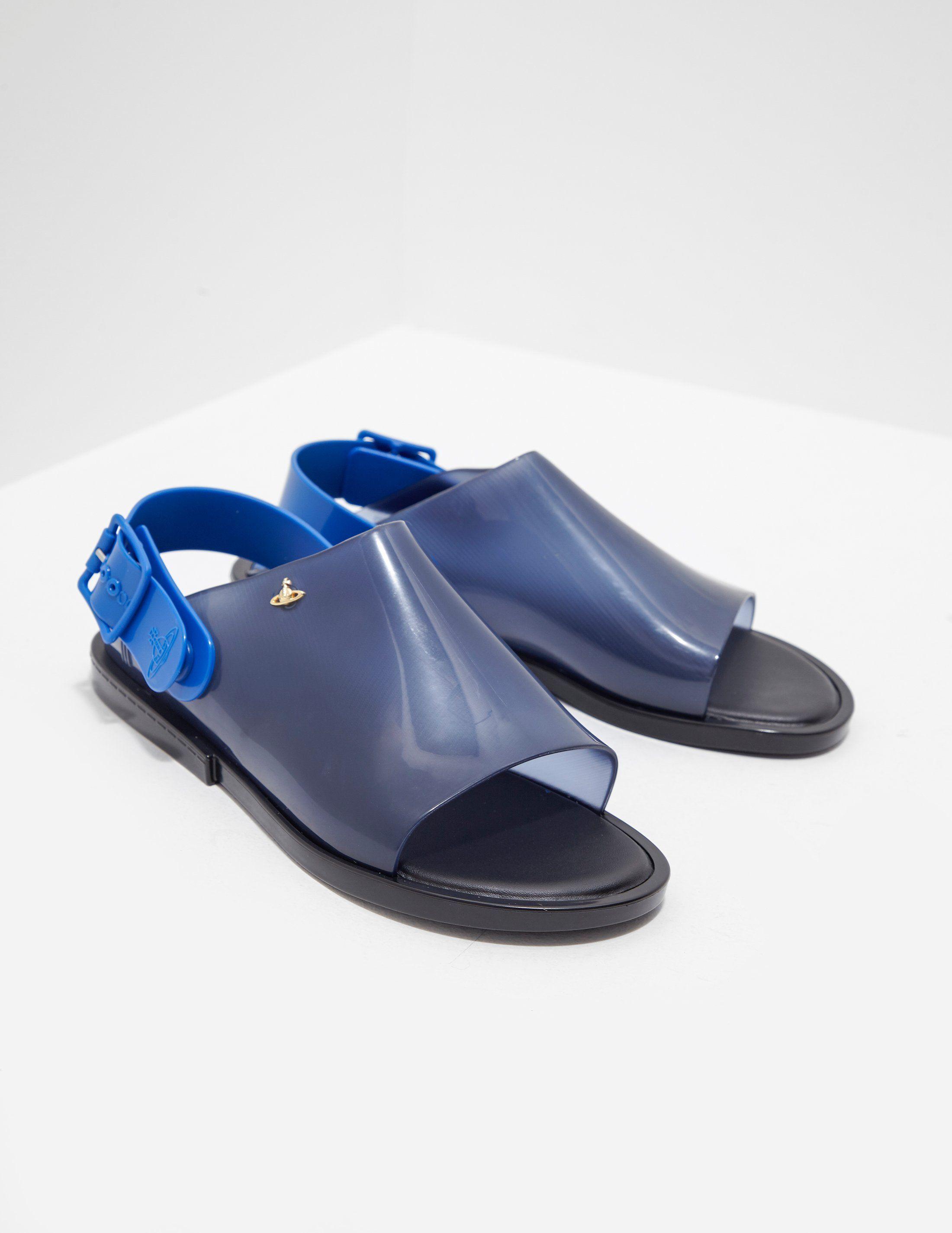 Melissa x Vivienne Westwood Twist Sandals
