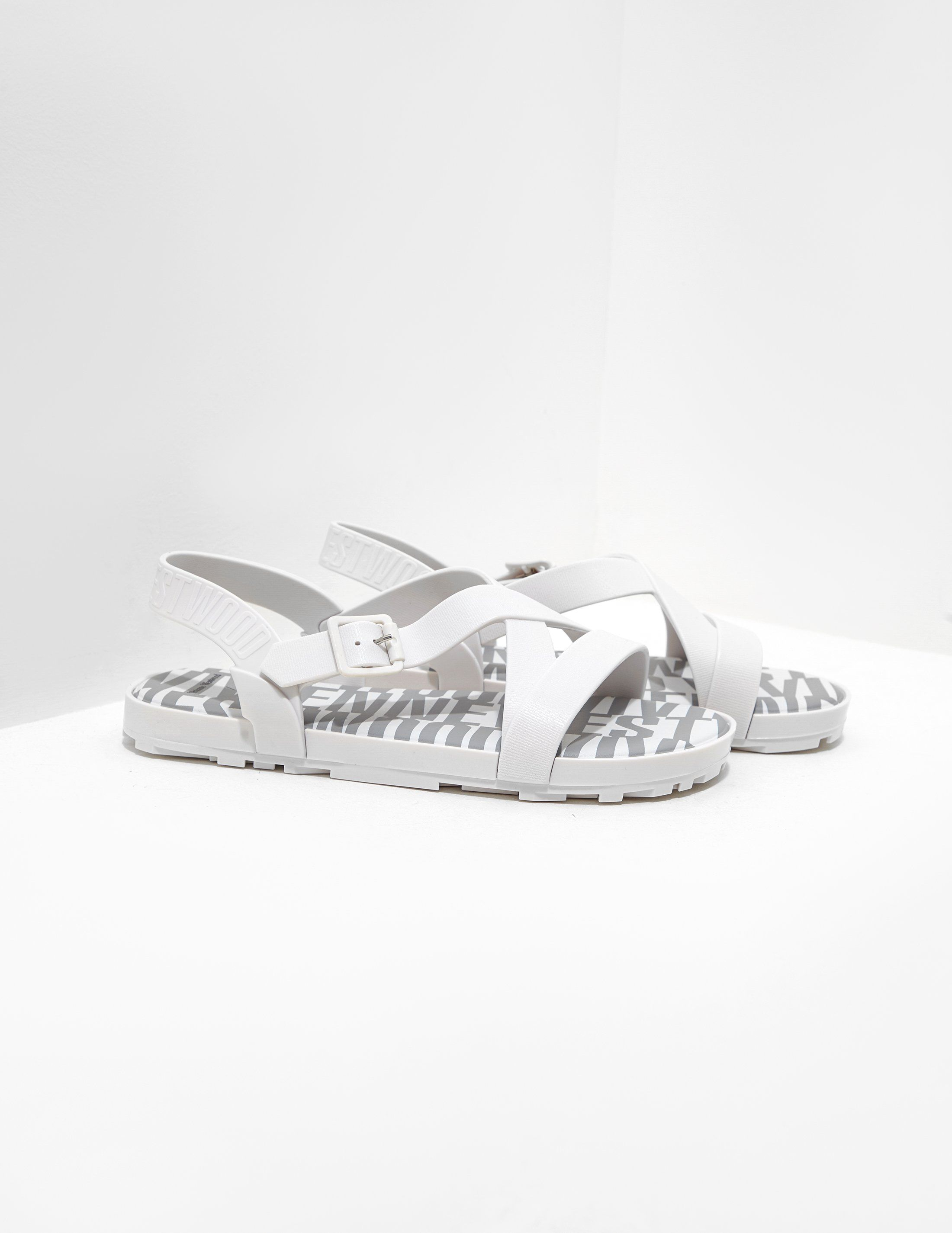 Melissa x Vivienne Westwood Hermanos Sandals - Exclusive
