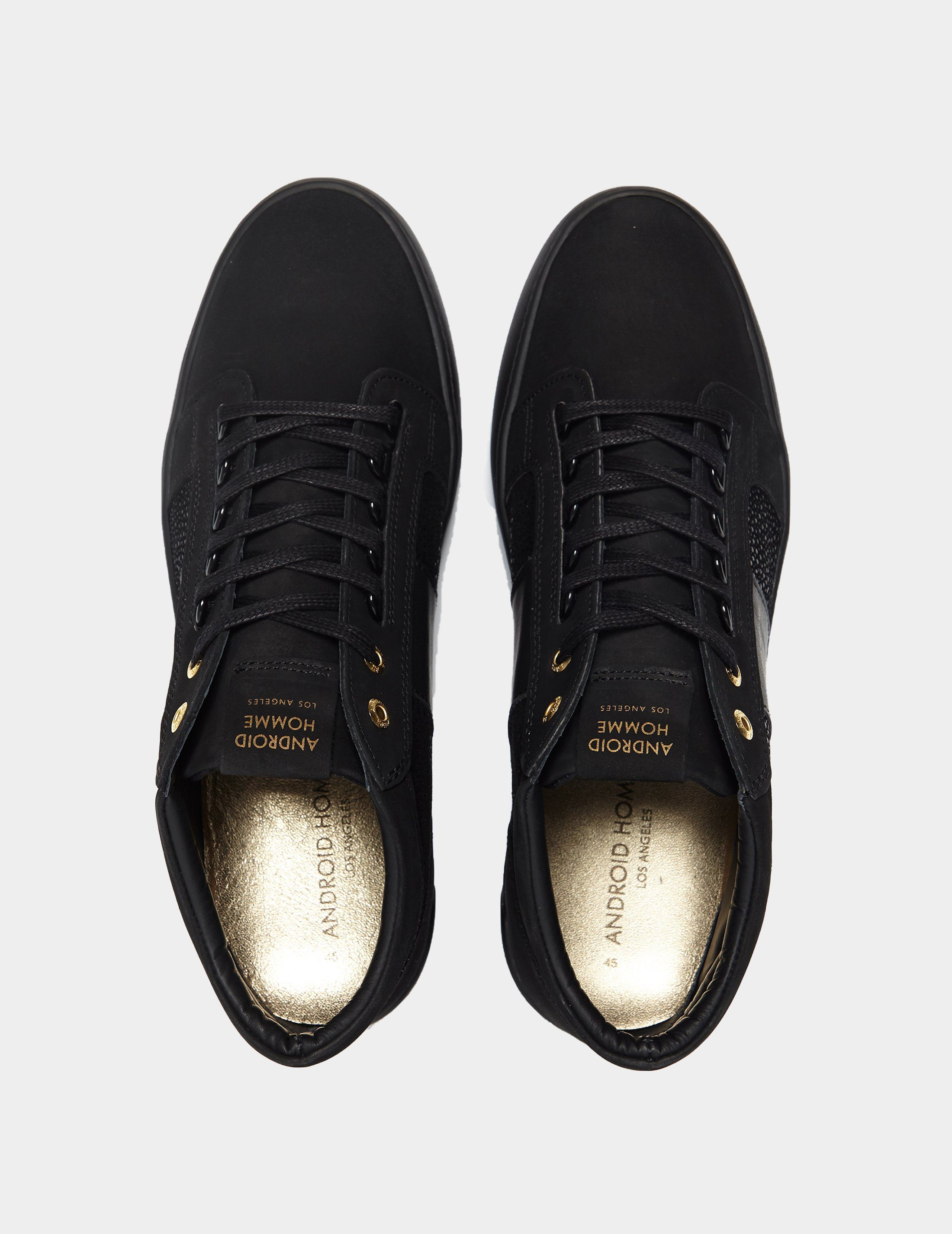 Android Homme Propulsion Geo Mid Trainers
