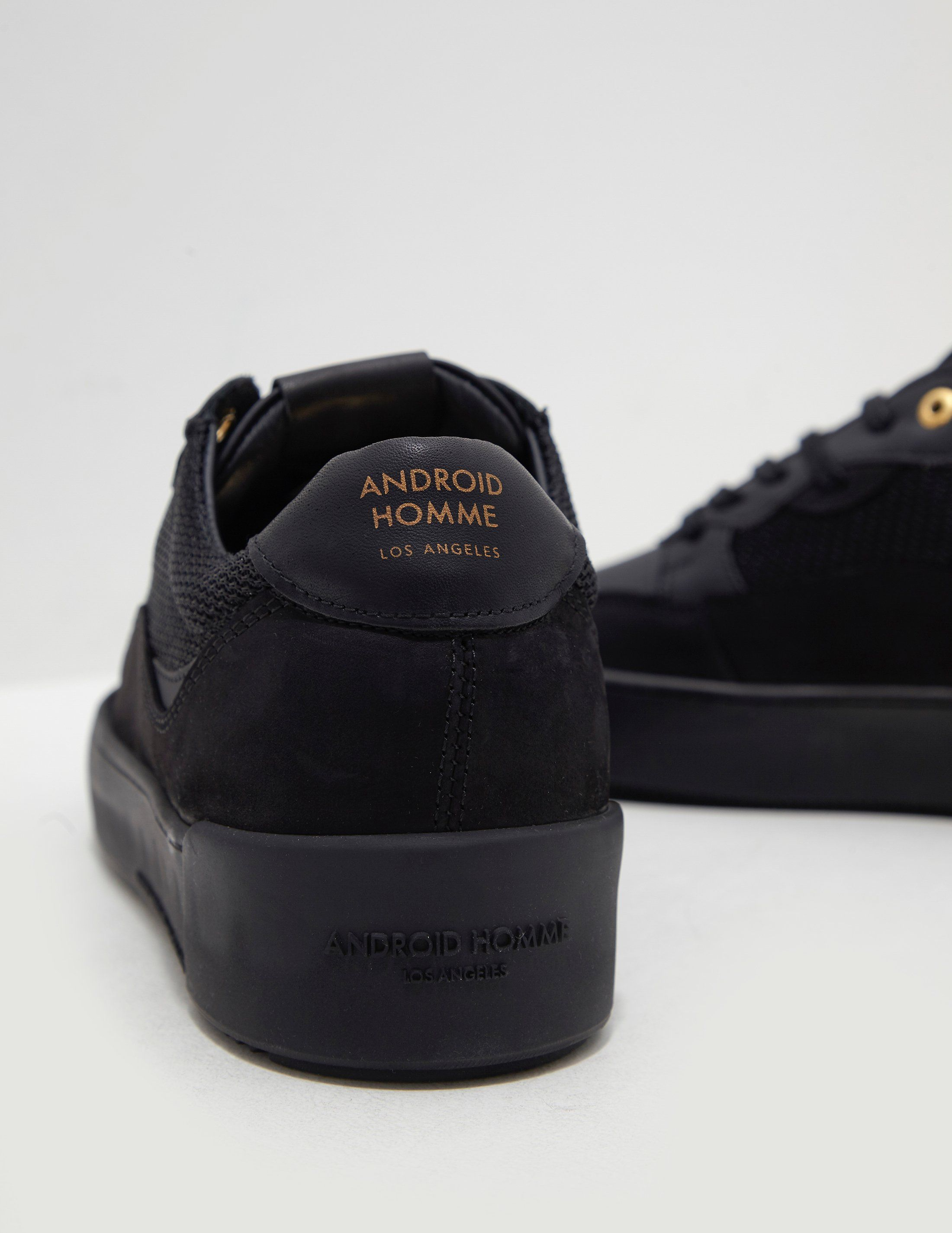 Android Homme Omega Arc Trainers