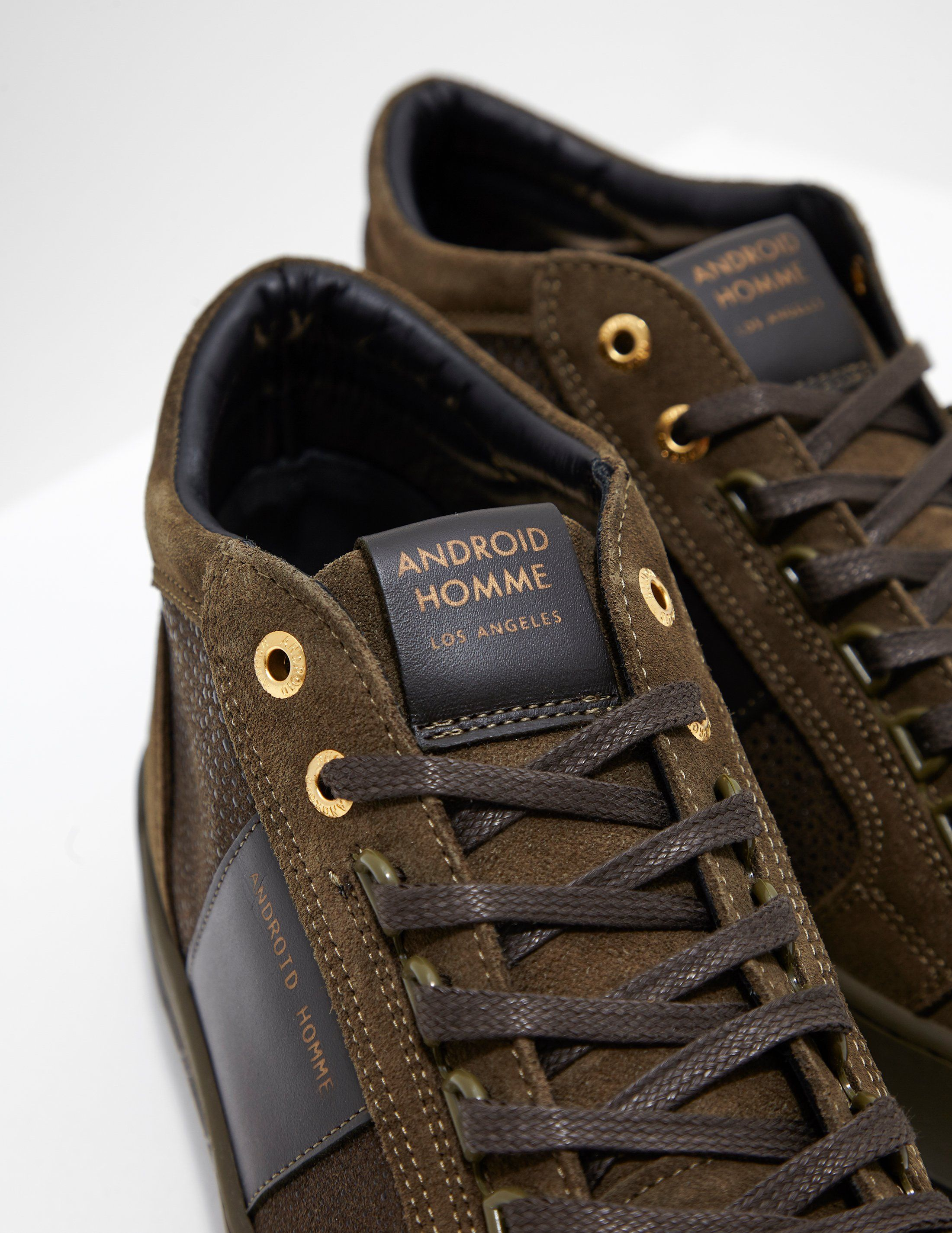 Android Homme Propulsion Geo Trainers