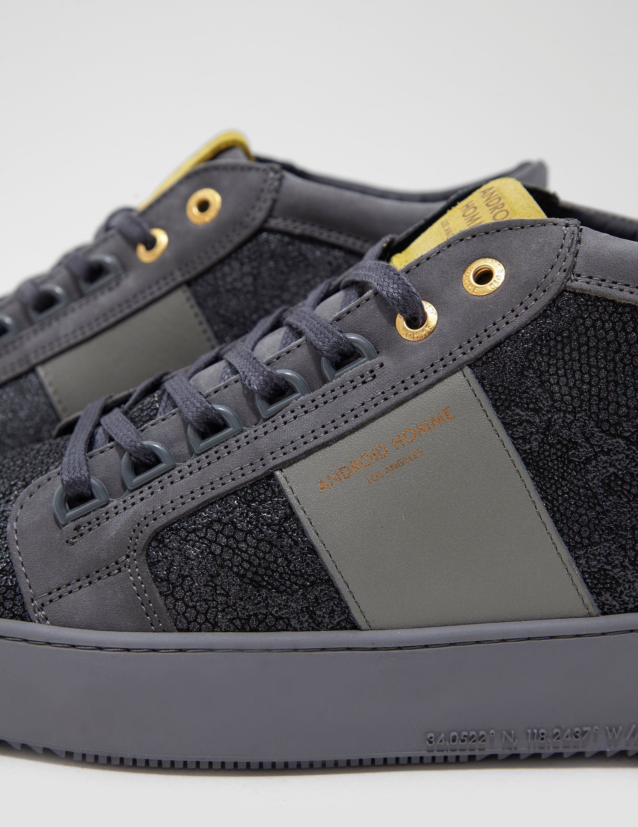 Android Homme Propulsion Mid Python