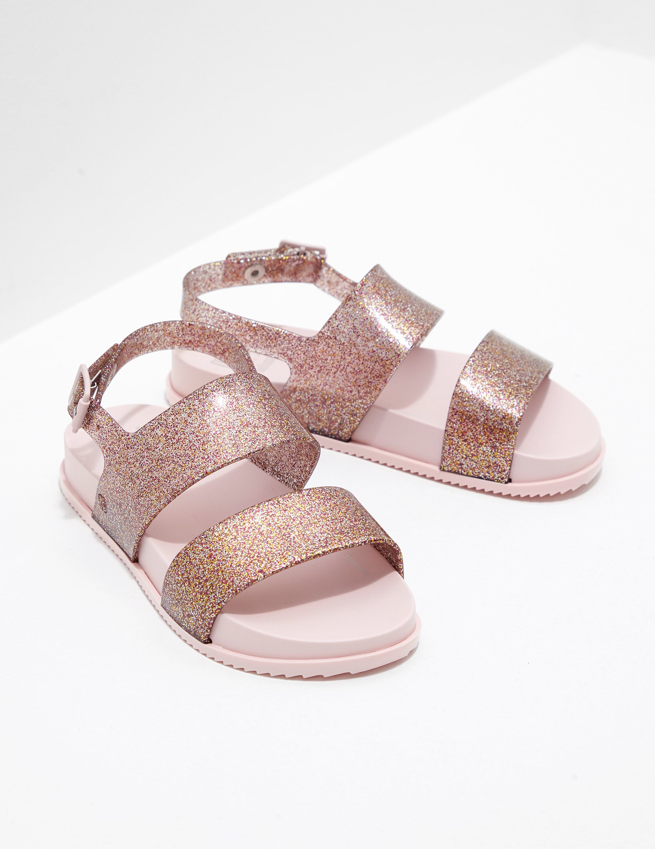 Melissa Cosmic Glitter Sandals