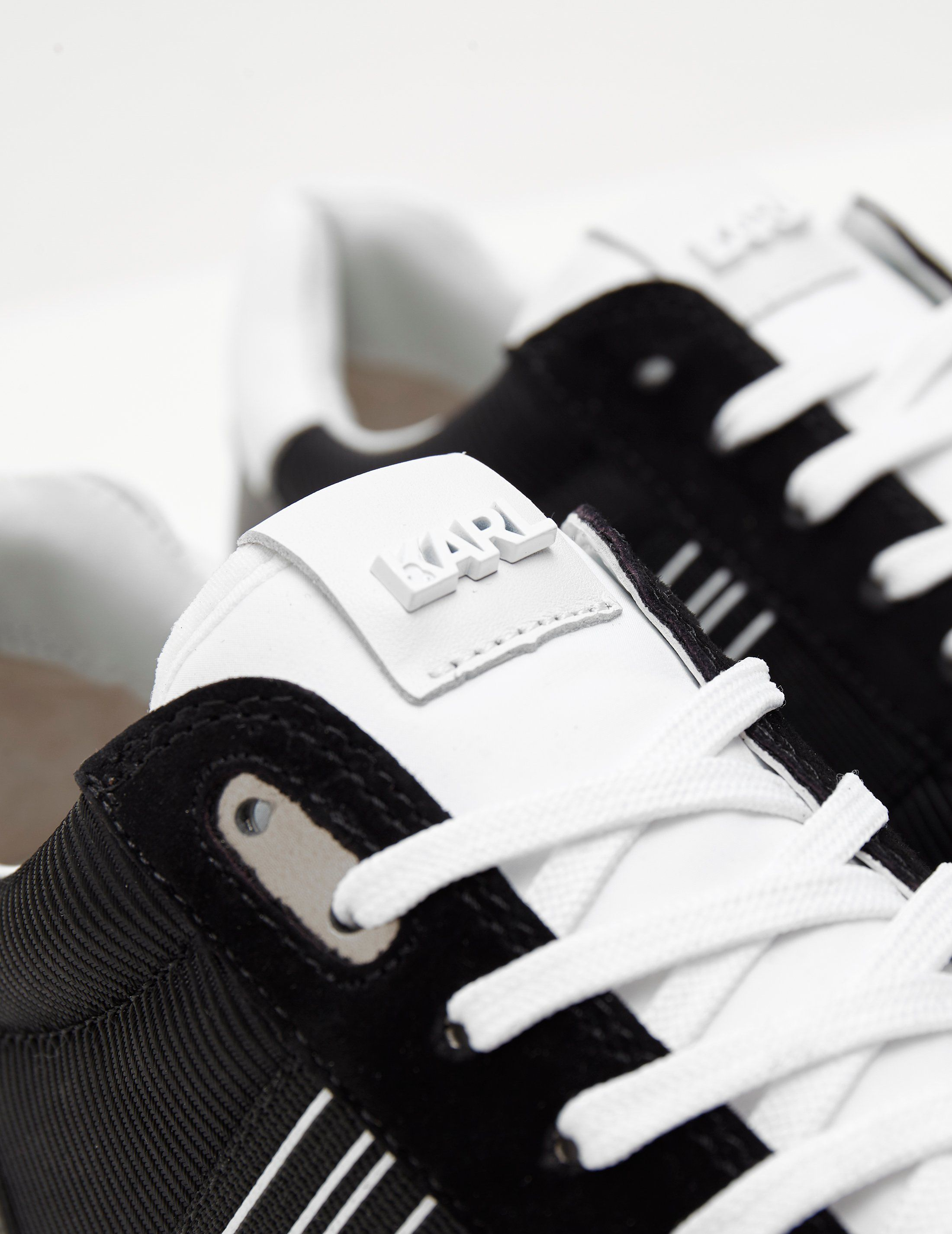 Karl Lagerfeld Velocitor Trainers