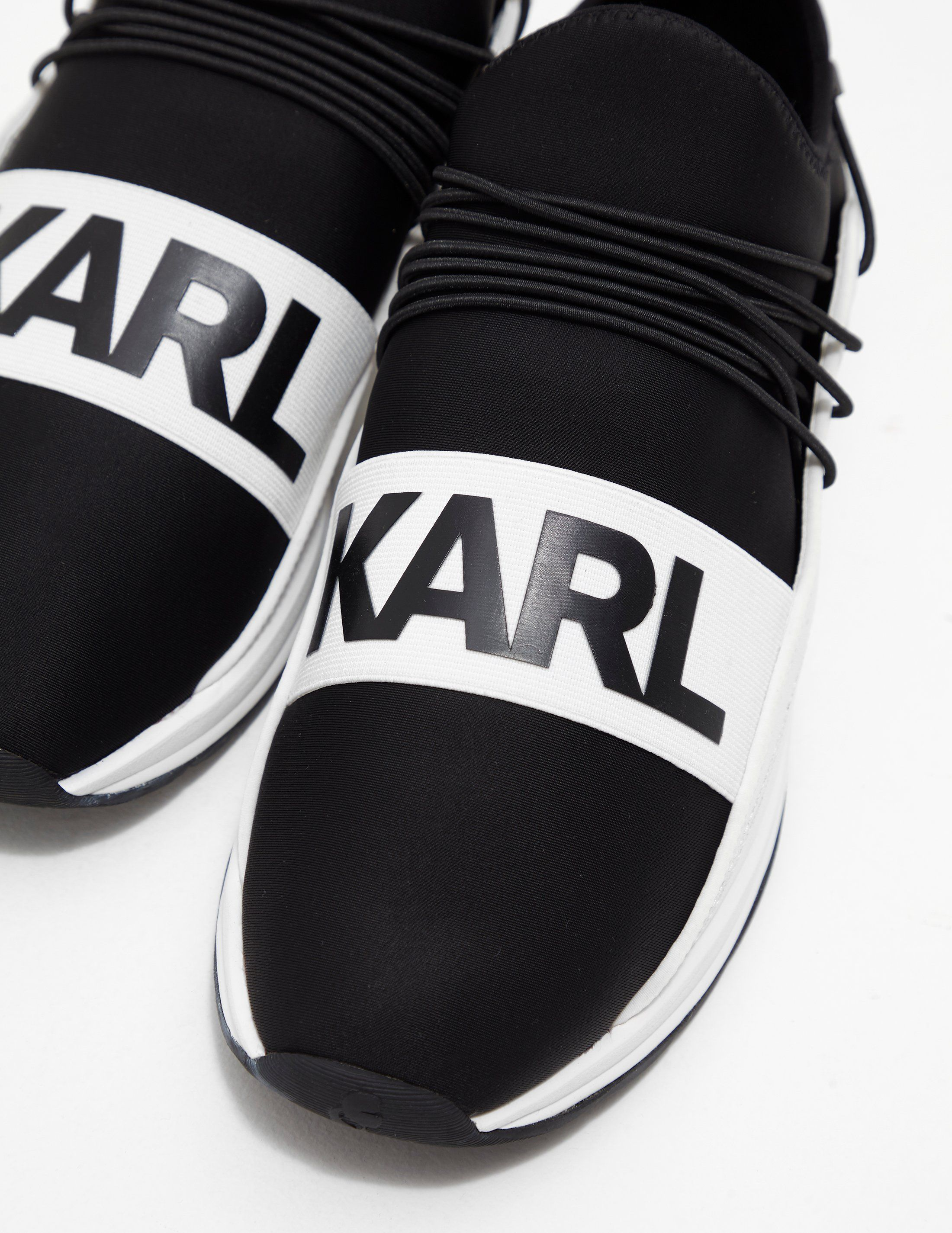 Karl Lagerfeld Vektor Band Trainers