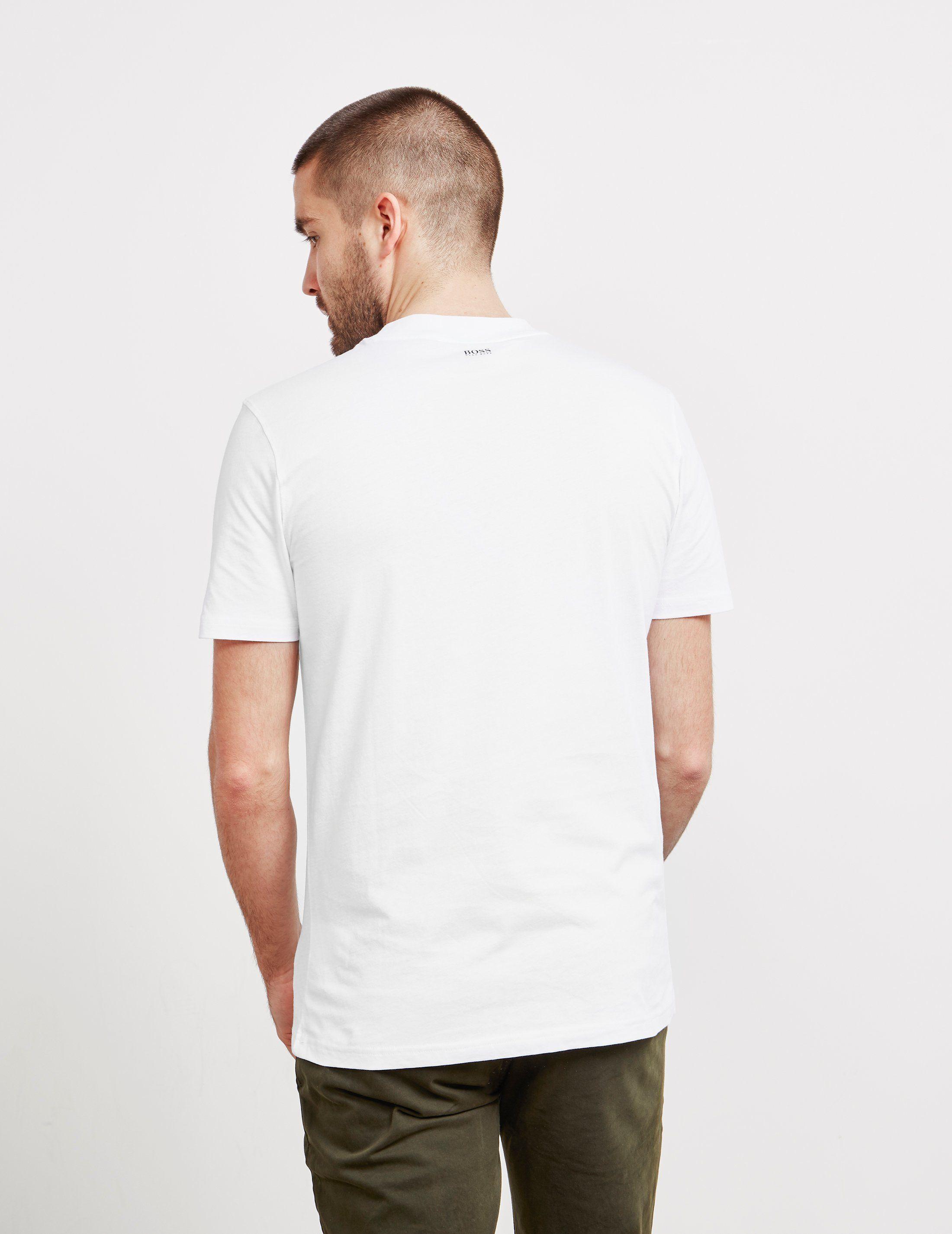 BOSS Teecher2 Short Sleeve T-Shirt