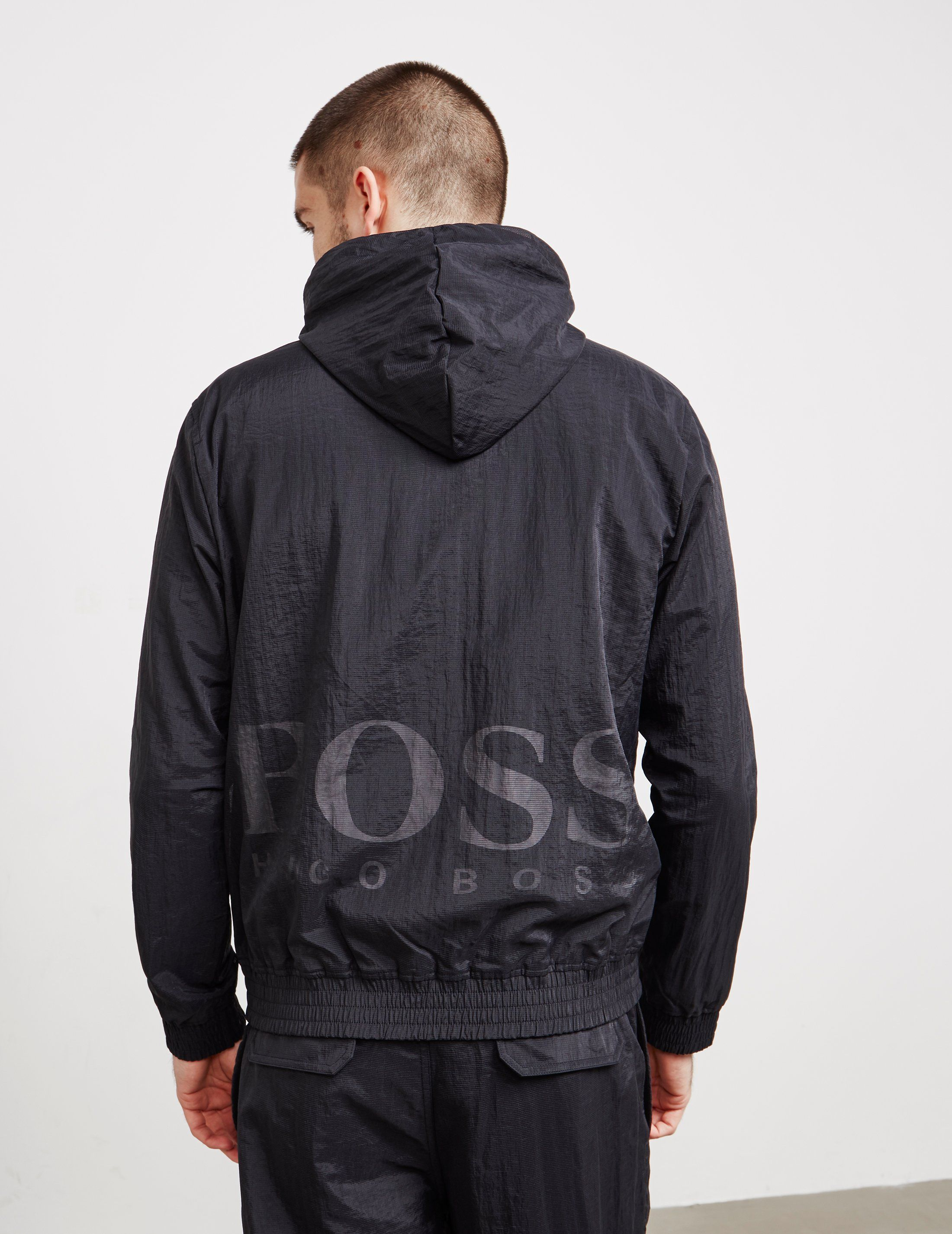 BOSS Zinc Full Zip Hoodie - Online Exclusive