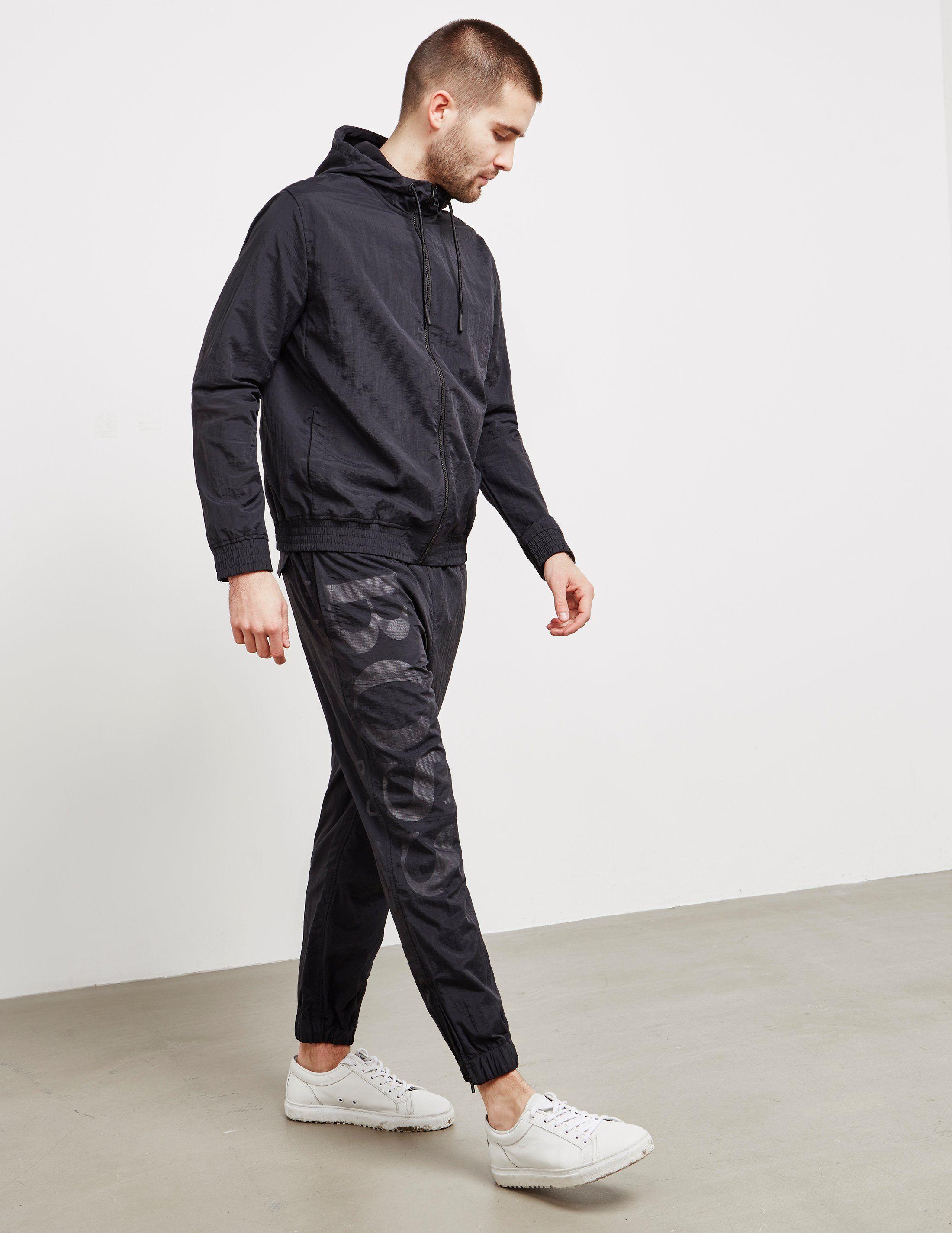 BOSS Salty Zinc Cuffed Track Pants