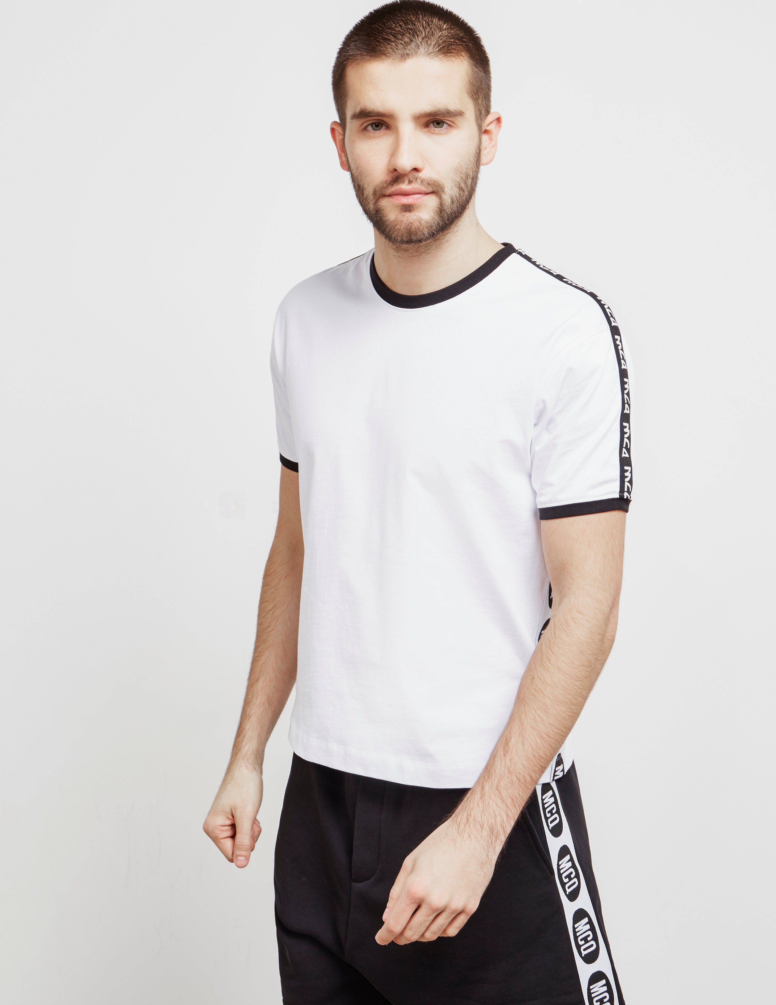 McQ Tape Short Sleeve T-Shirt