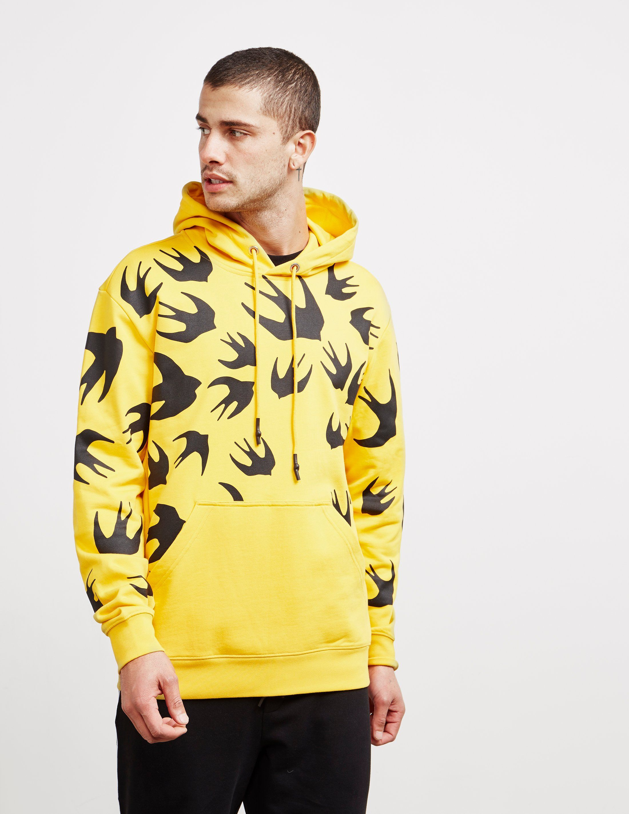 McQ Swallow Hoodie