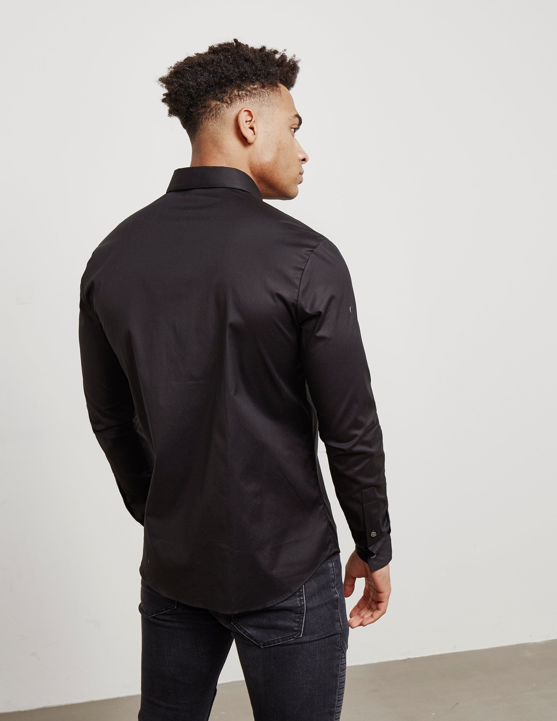 McQ Swallow Long Sleeve Shirt - Online Exclusive
