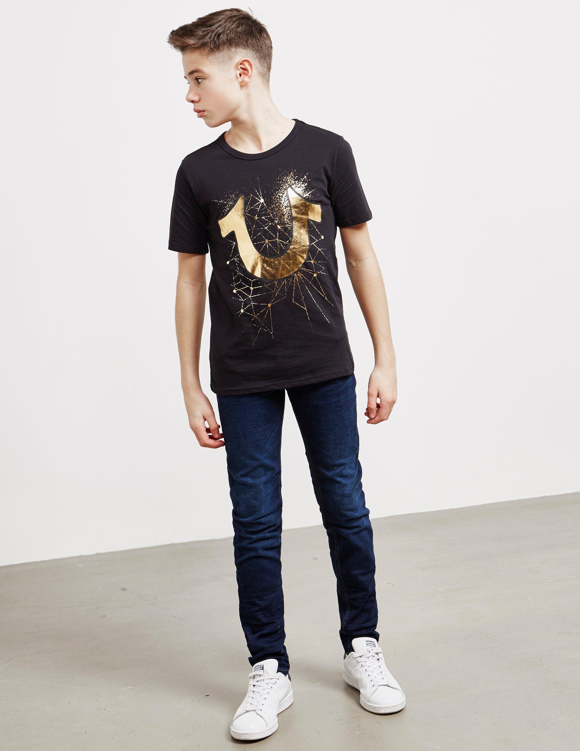True Religion Shoe Short Sleeve T-Shirt