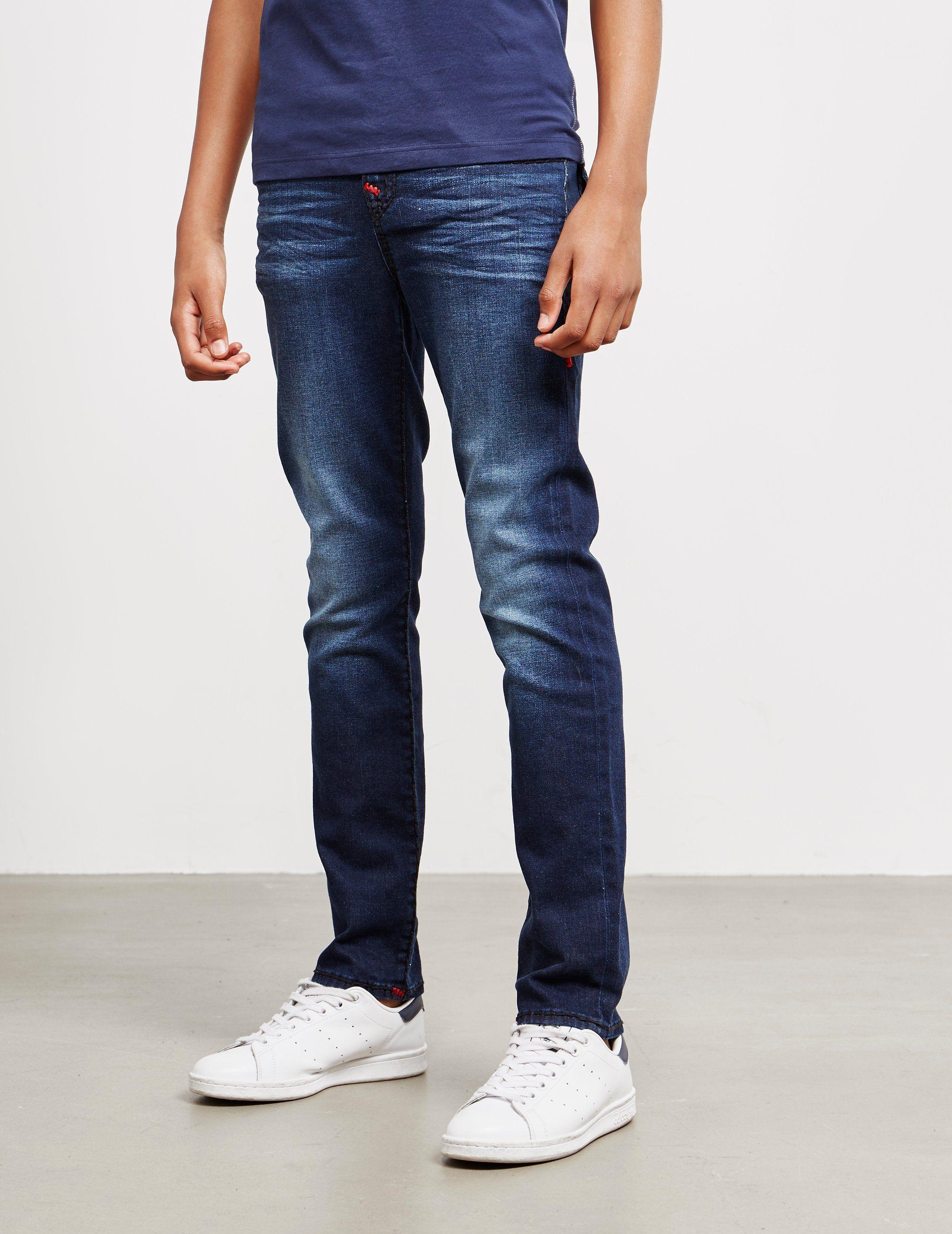 True Religion Super T Skinny Jeans