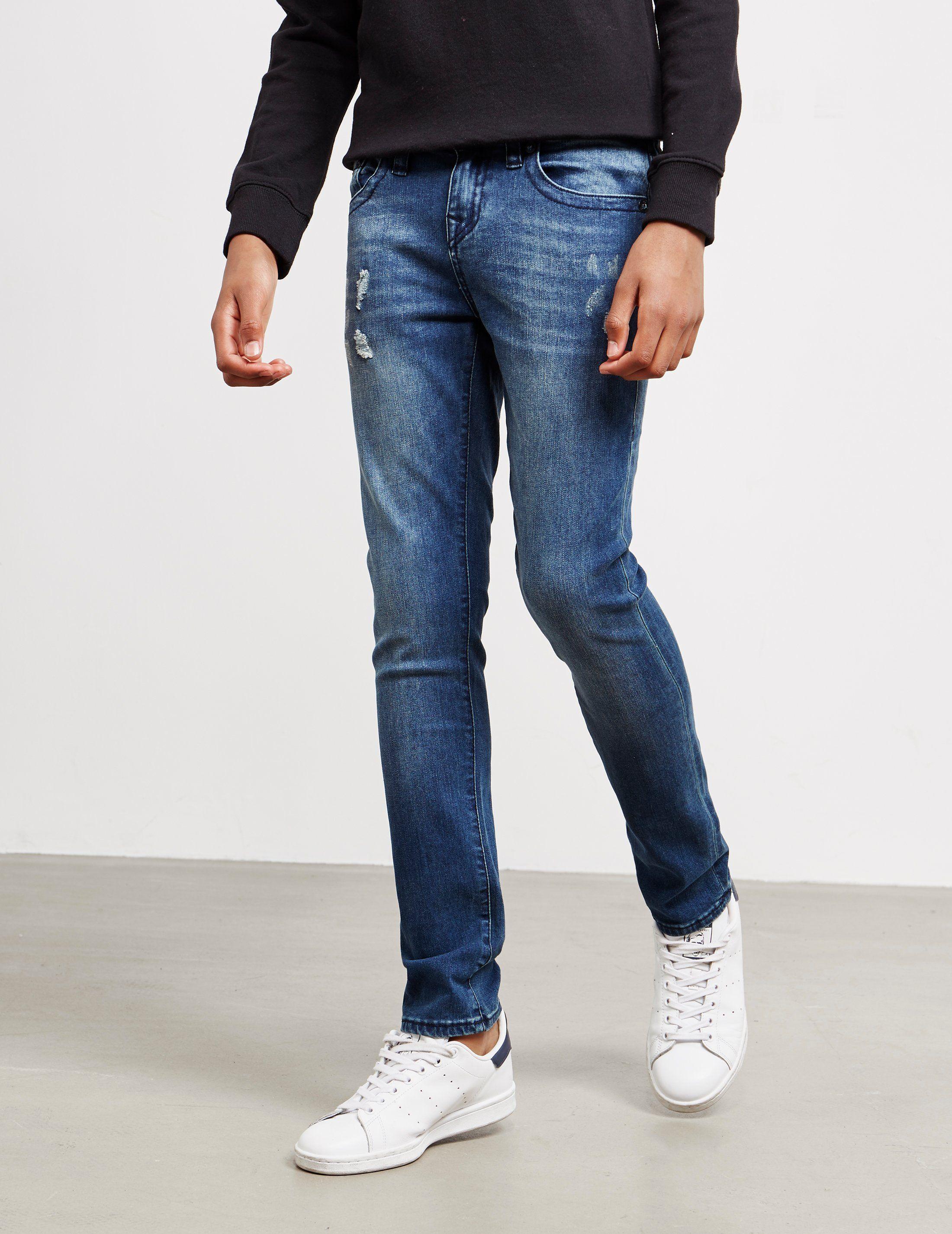 True Religion Rocco Skinny Jeans